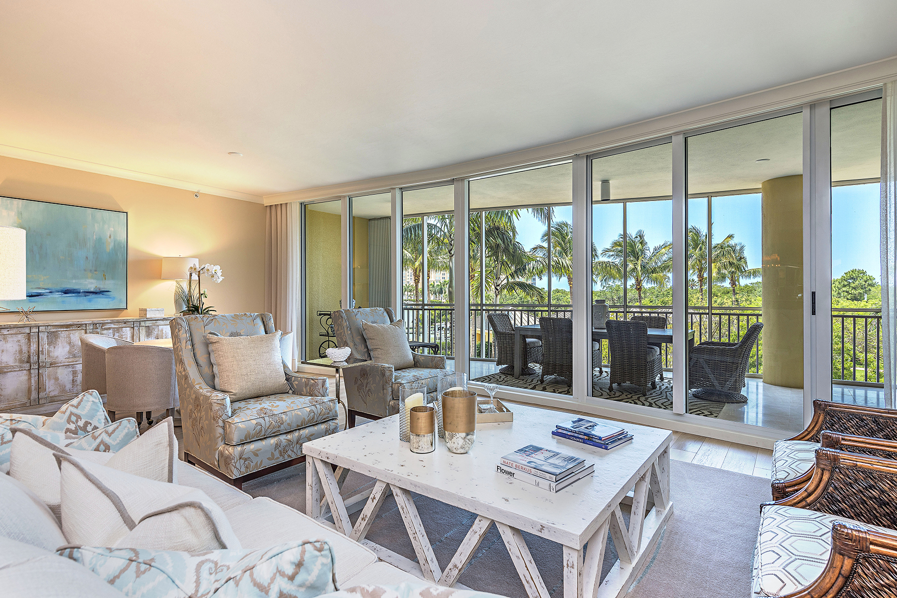 Condominium for Sale at PELICAN ISLE - AQUA 13675 Vanderbilt Dr I-309 Naples, Florida, 34110 United States