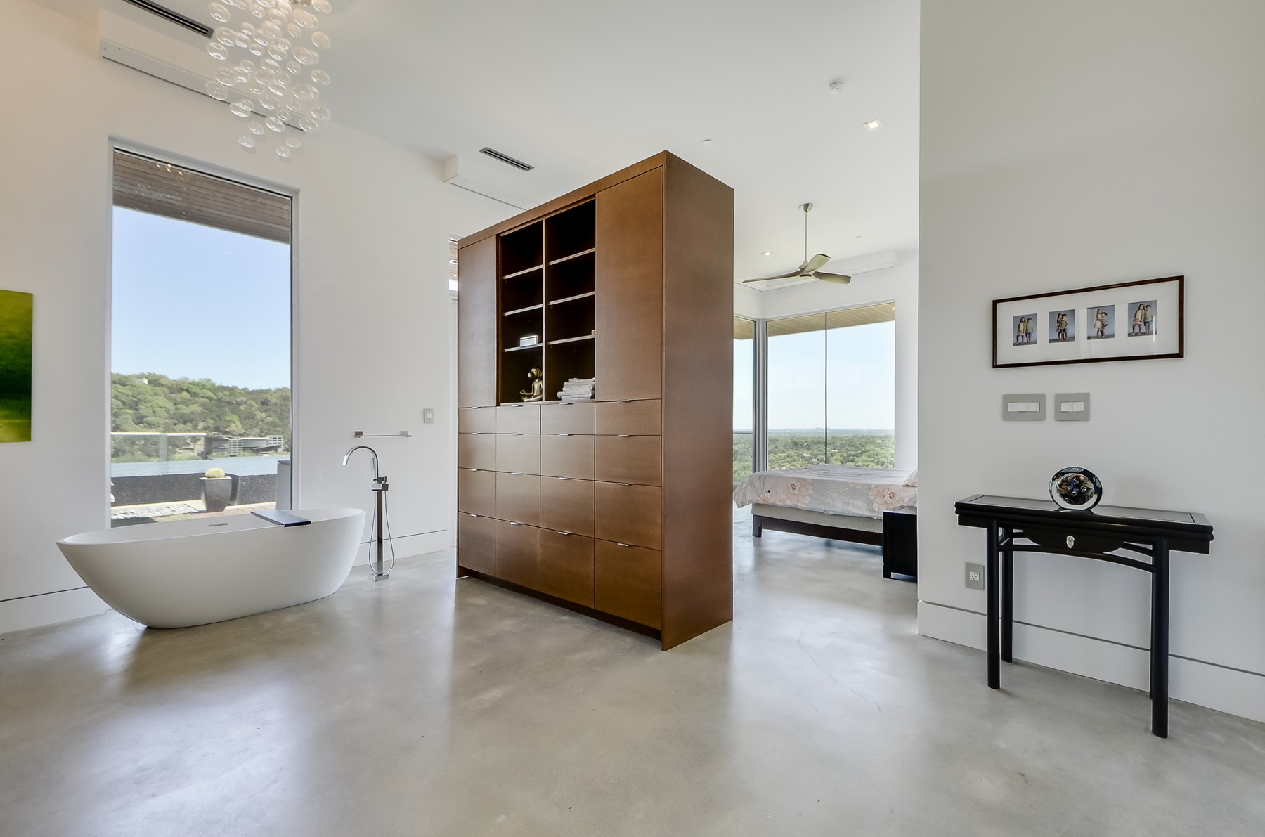 Additional photo for property listing at Environmentally Conscience Architectural Gem 303 Cedar Oak Dr Austin, Texas 78746 United States
