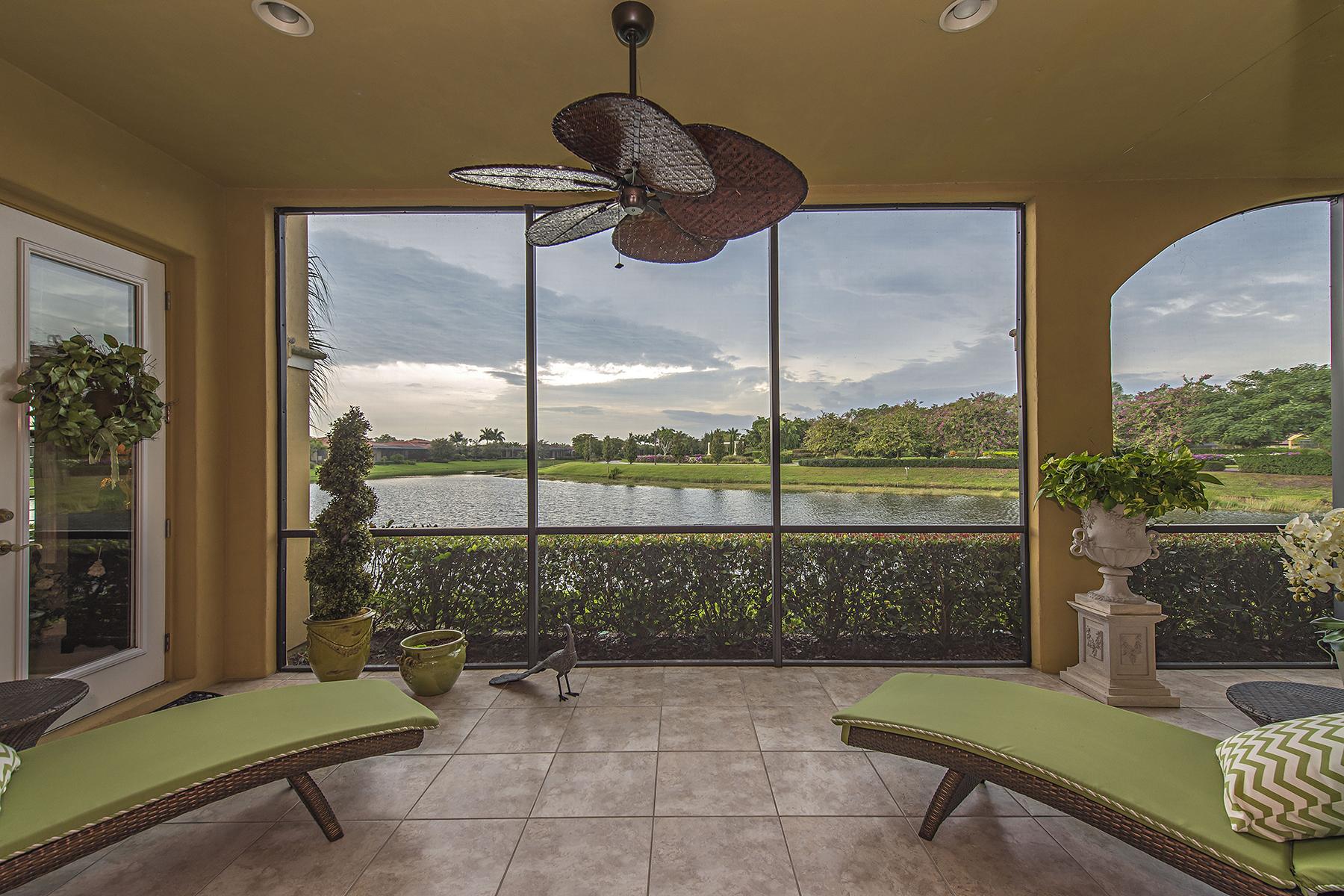 Кондоминиум для того Продажа на TREVISO BAY - DI NAPOLI 9109 Prima Way 102 Naples, Флорида, 34113 Соединенные Штаты
