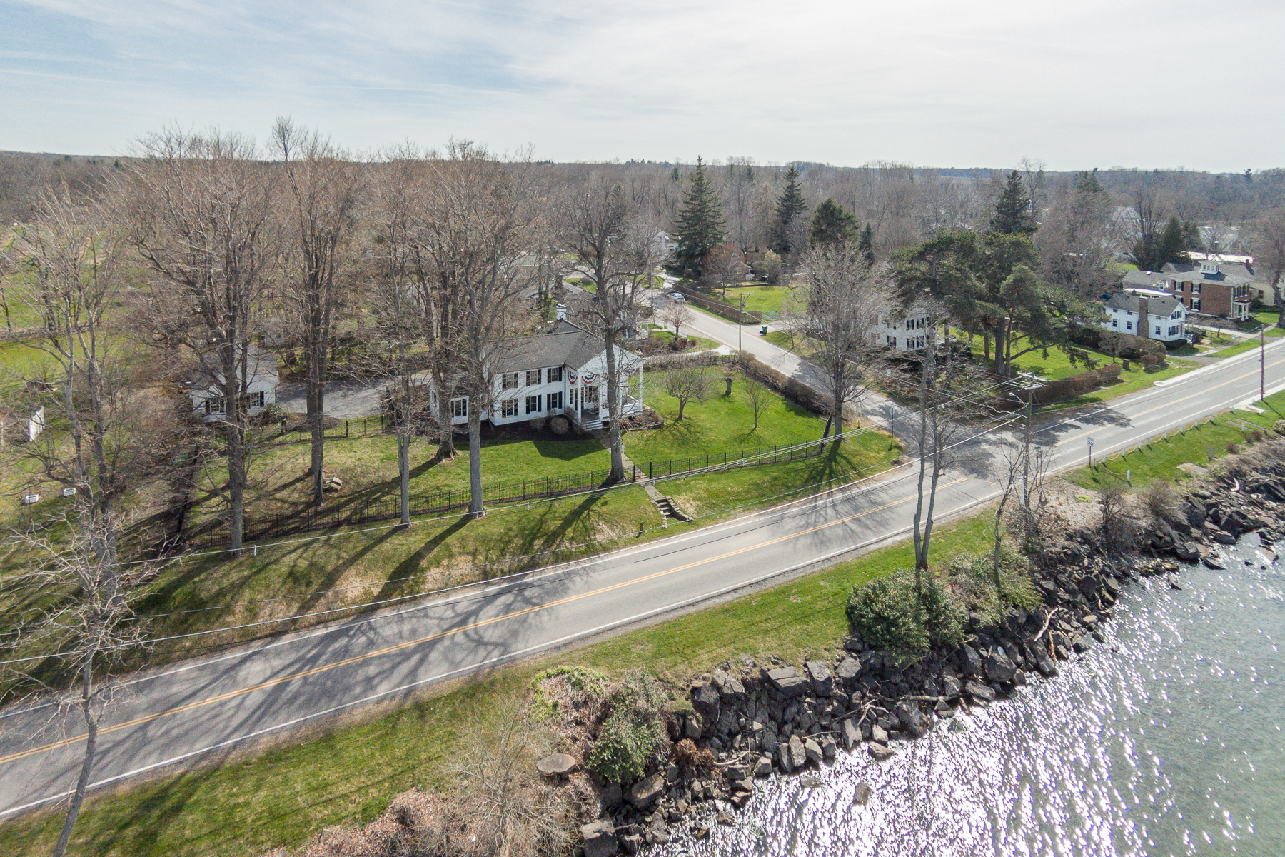 Additional photo for property listing at Historical Waterfront Gem on Lake Ontario! 4226  Lake Rd Williamson, New York 14538 États-Unis