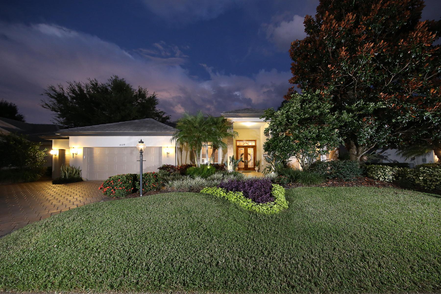 Einfamilienhaus für Verkauf beim ROSEDALE 5129 88th St E Bradenton, Florida 34211 Vereinigte Staaten