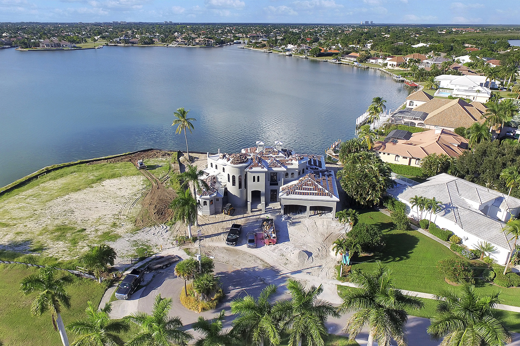 Single Family Home for Sale at MARCO ISLAND - DEVON COURT 1780 Devon Ct Marco Island, Florida, 34145 United States