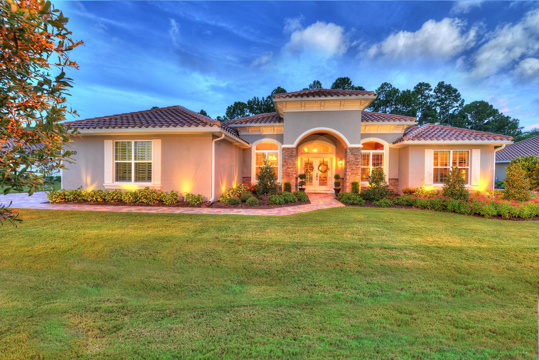 Casa para uma família para Venda às NEW SMYRNA BEACH 260 Portofino Blvd New Smyrna Beach, Florida, 32168 Estados Unidos