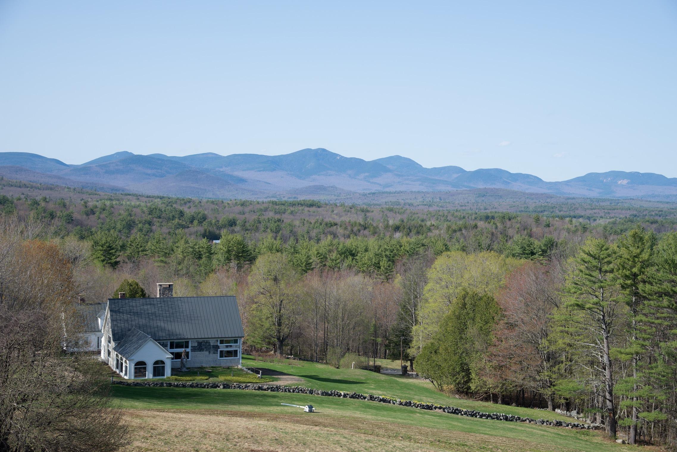 Maison unifamiliale pour l Vente à 171 157 Range Rd, Sandwich Sandwich, New Hampshire 03227 États-Unis