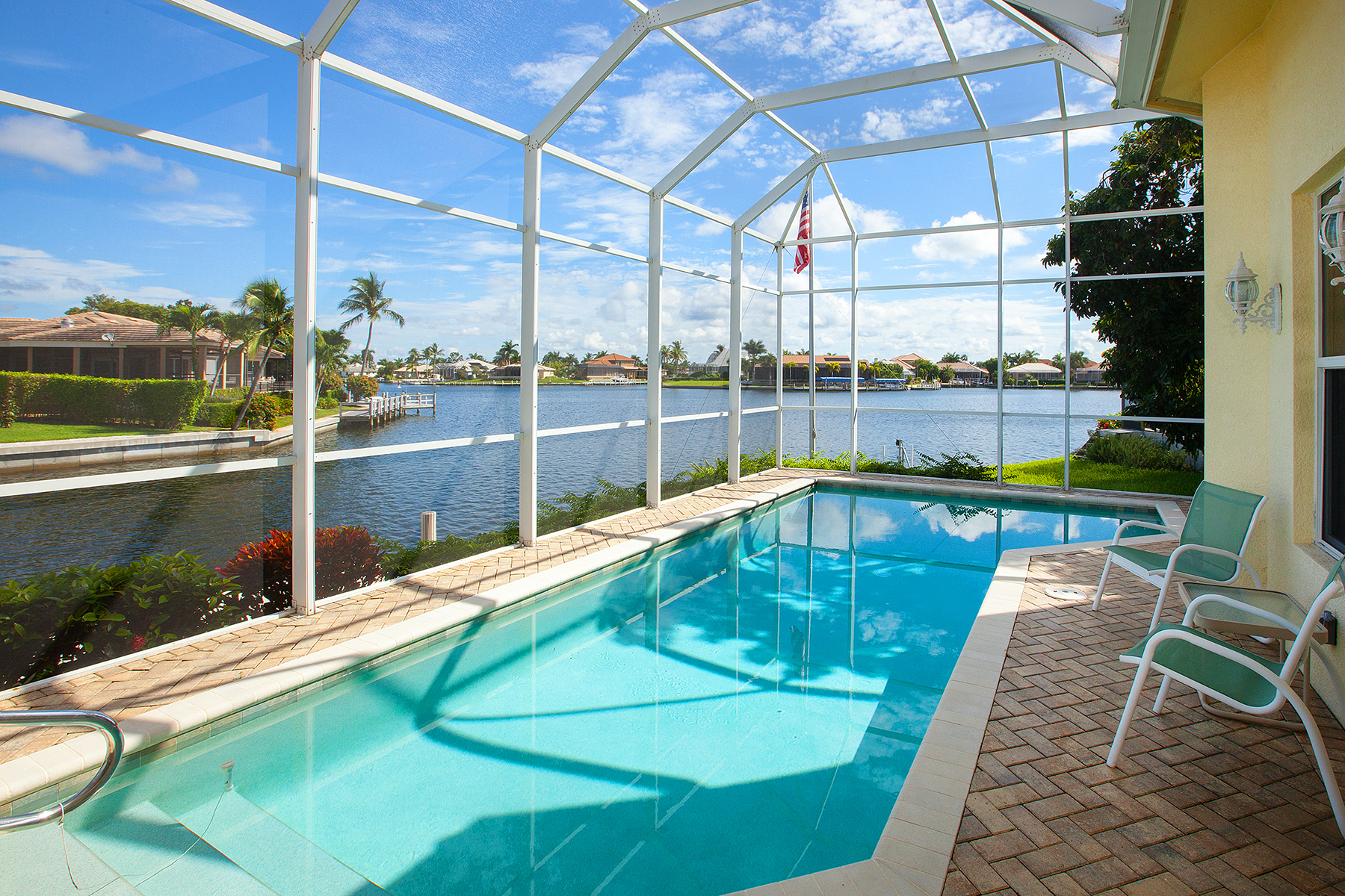 sales property at MARCO ISLAND - IRONWOOD COURT