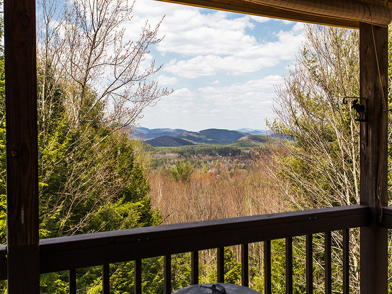 Additional photo for property listing at Contemporary with Stunning Mountain Views 52  Moose Ridge Dr Warrensburg, New York 12845 United States