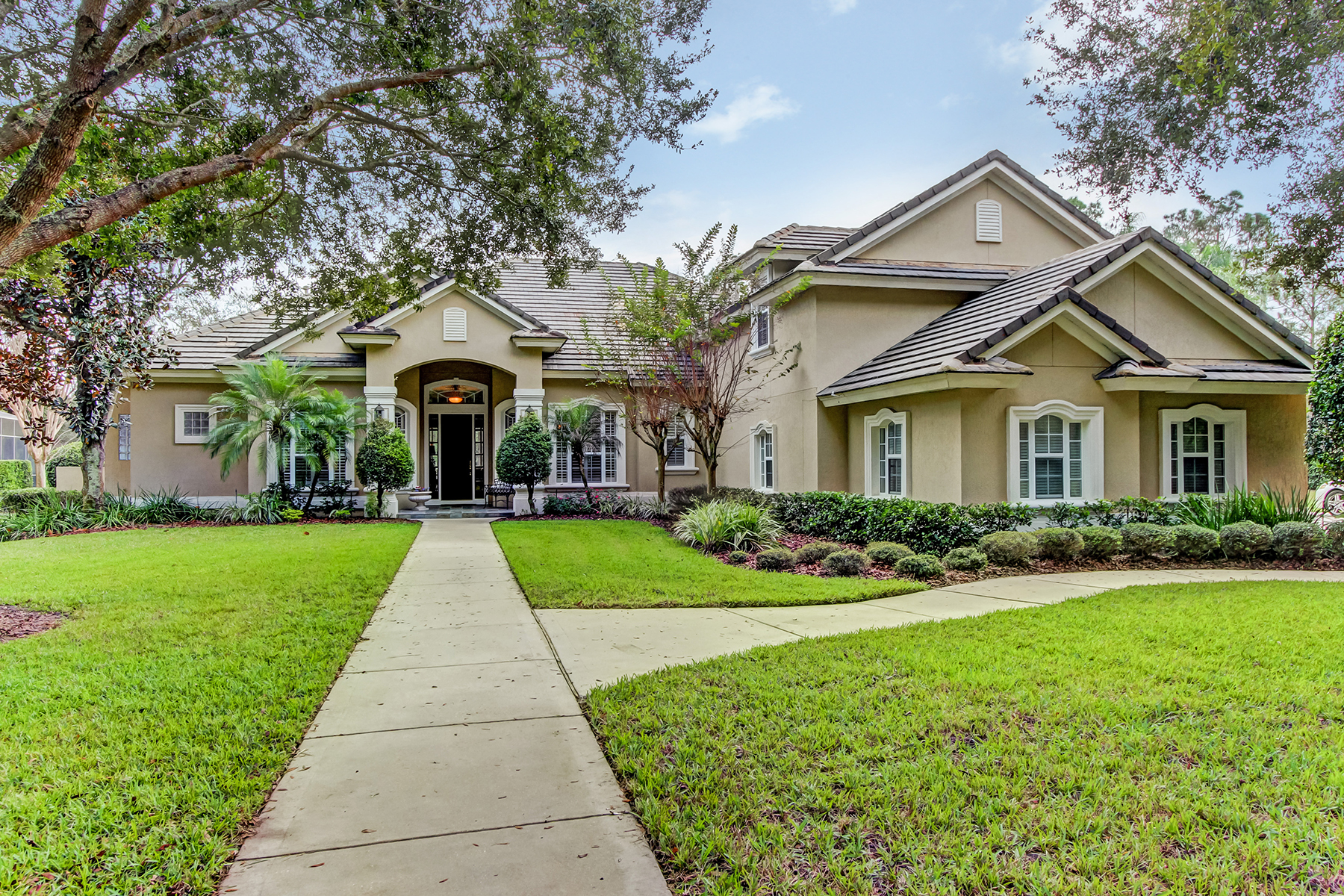 Single Family Home for Sale at ORLANDO - LONGWOOD 3373 Lakeview Oaks Dr Longwood, Florida 32779 United States