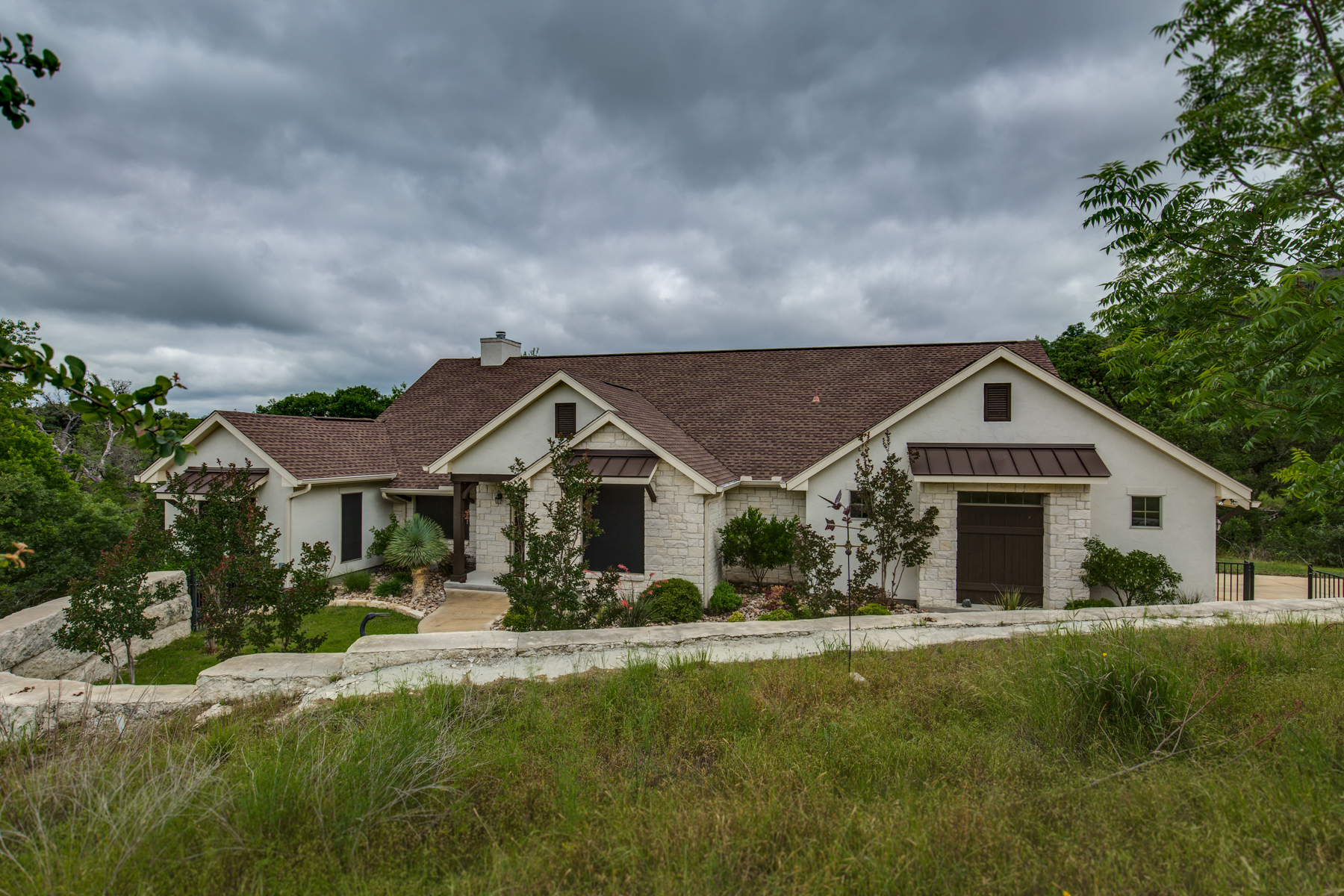 Single Family Home for Sale at A Naturalist's Paradise in Comfort 170 Echo Canyon Dr N Comfort, Texas 78013 United States
