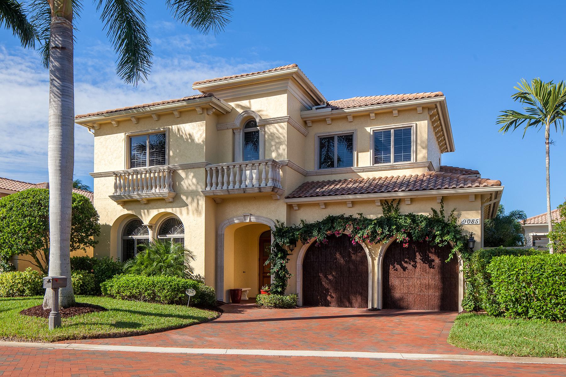 sales property at 9085 Terranova Dr , Naples, FL 34109