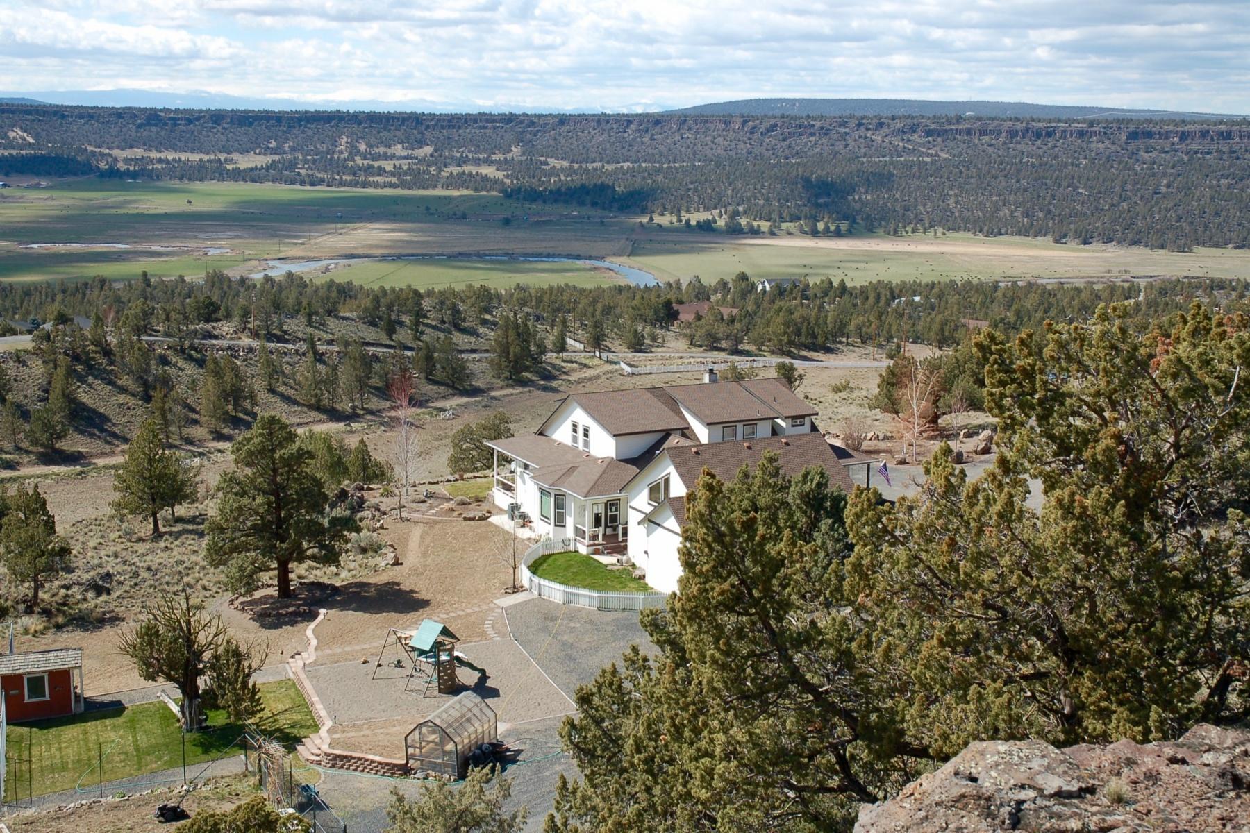 Einfamilienhaus für Verkauf beim 3928 SE Riverview Road, PRINEVILLE 3928 SE Riverview Rd Prineville, Oregon, 97754 Vereinigte Staaten