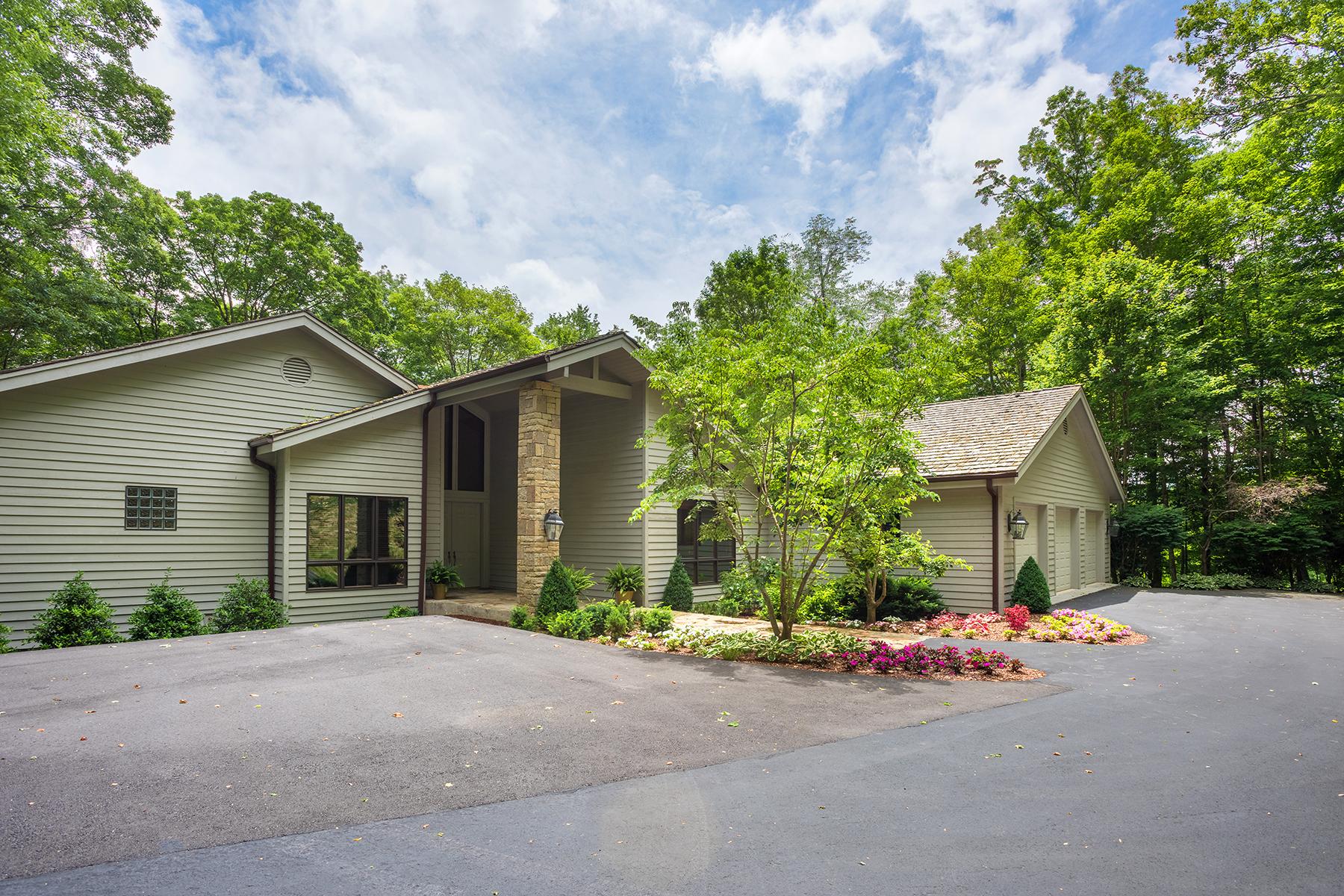 Casa Unifamiliar por un Venta en LINVILLE - LINVILLE RIDGE 703 Ridge Court Linville, Carolina Del Norte, 28646 Estados Unidos
