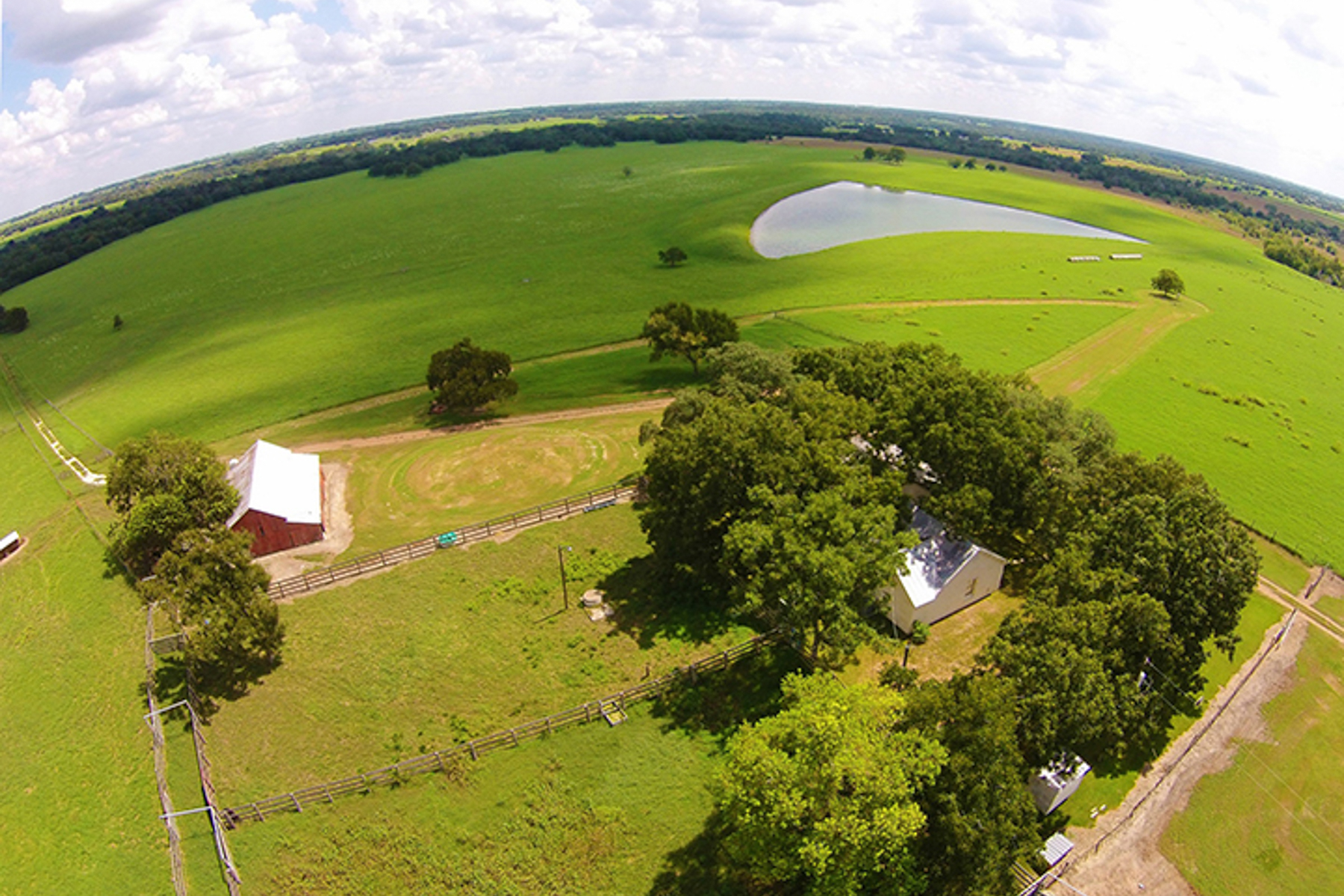 Farm / Ranch / Plantation for Sale at 516± Acres - Navidad River Ranch 516 +- AC - Fayette County c Schulenburg, Texas 78956 United States