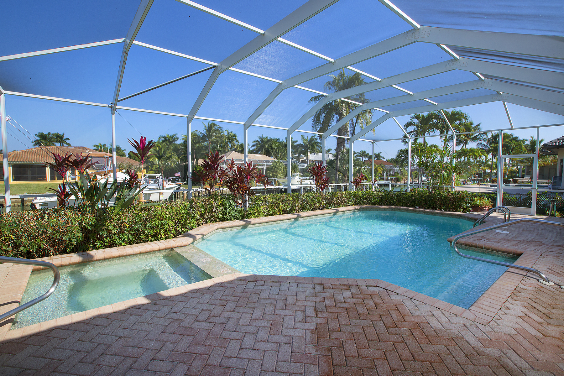 open-houses property at MARCO ISLAND - CAXAMBAS CT.