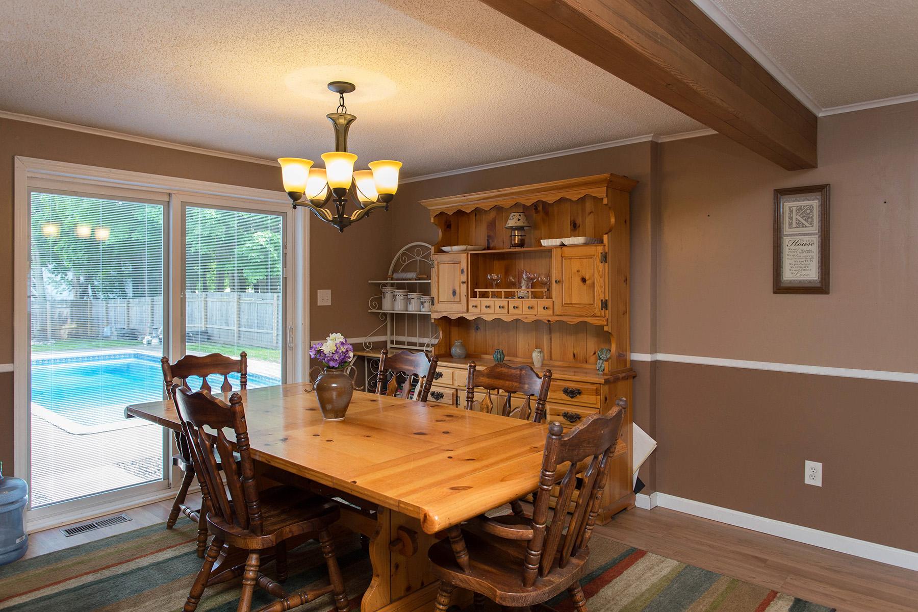Additional photo for property listing at Beautiful 4 Bedroom Ranch 10  Leland South Glens Falls, 纽约州 12803 美国