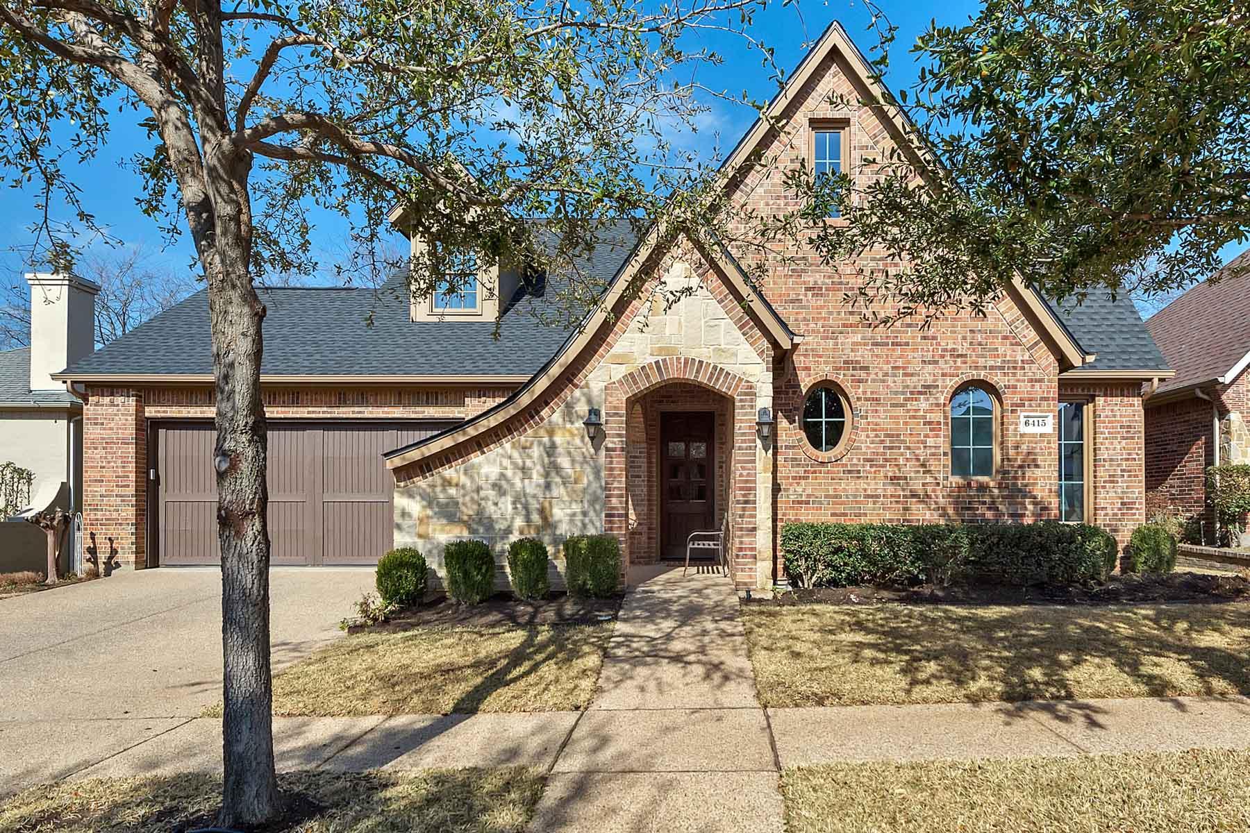 獨棟家庭住宅 為 出售 在 6415 Tuscany Park Drive, Arlington Arlington, 德克薩斯州, 76016 美國