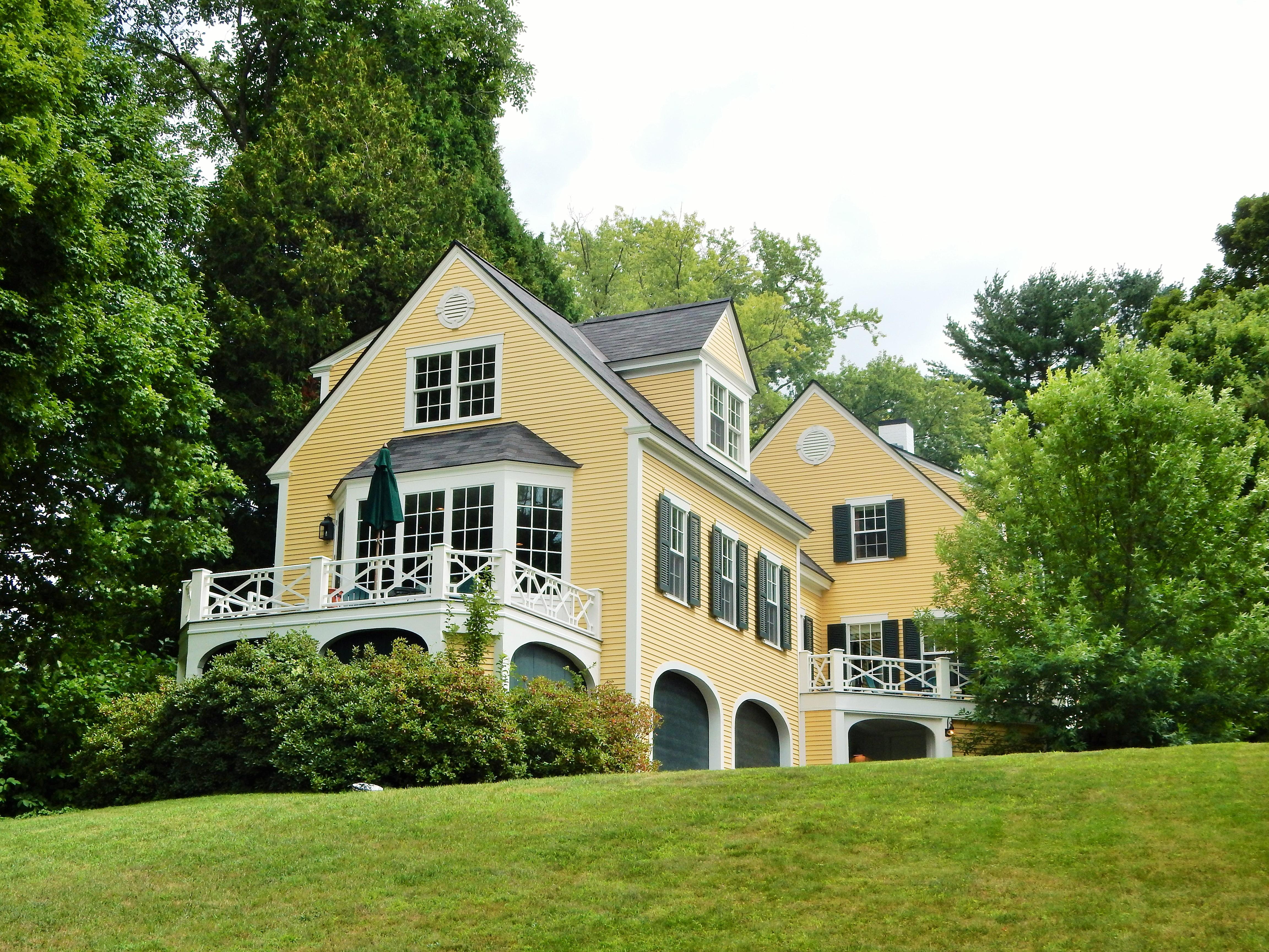 Maison unifamiliale pour l Vente à 14 Rope Ferry Road, Hanover 14 Rope Ferry Rd Hanover, New Hampshire, 03755 États-Unis