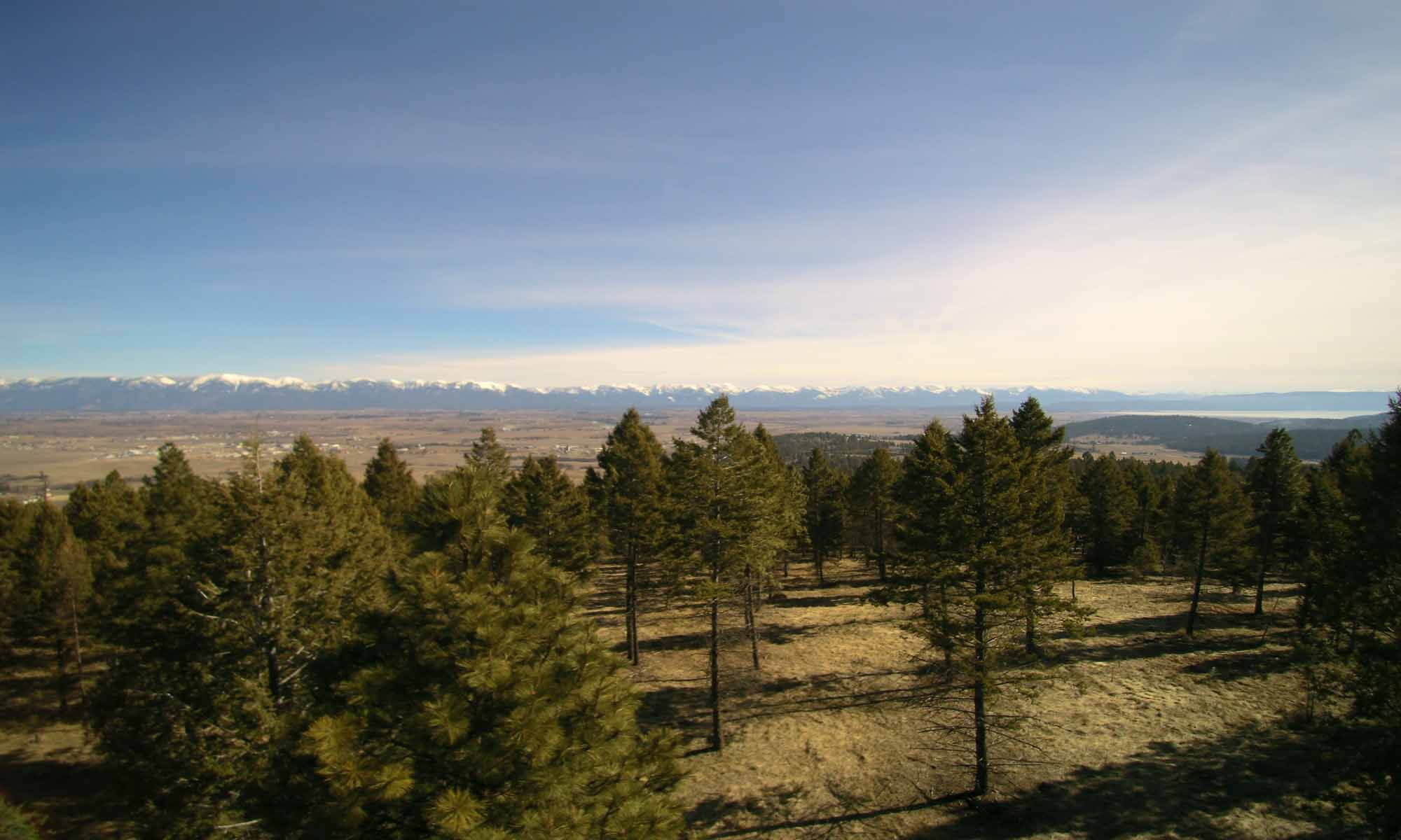 Land for Sale at 450 Orchard Ridge Rd 450 Orchard Ridge Rd Kalispell, Montana, 59901 United States