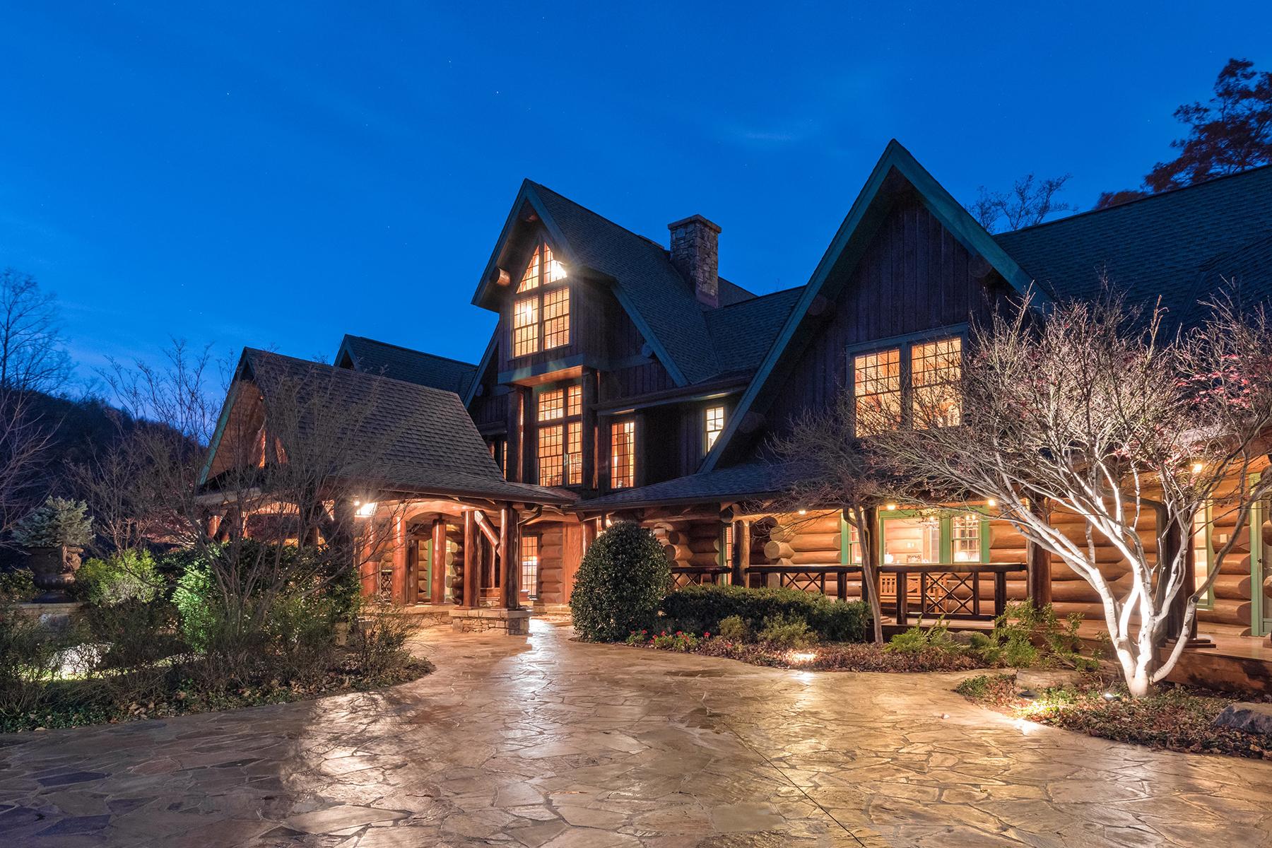 独户住宅 为 销售 在 THE CLIFFS AT GLASSY 43 Eagle Rock Rd 兰德勒姆, 南卡罗来纳州, 29356 美国