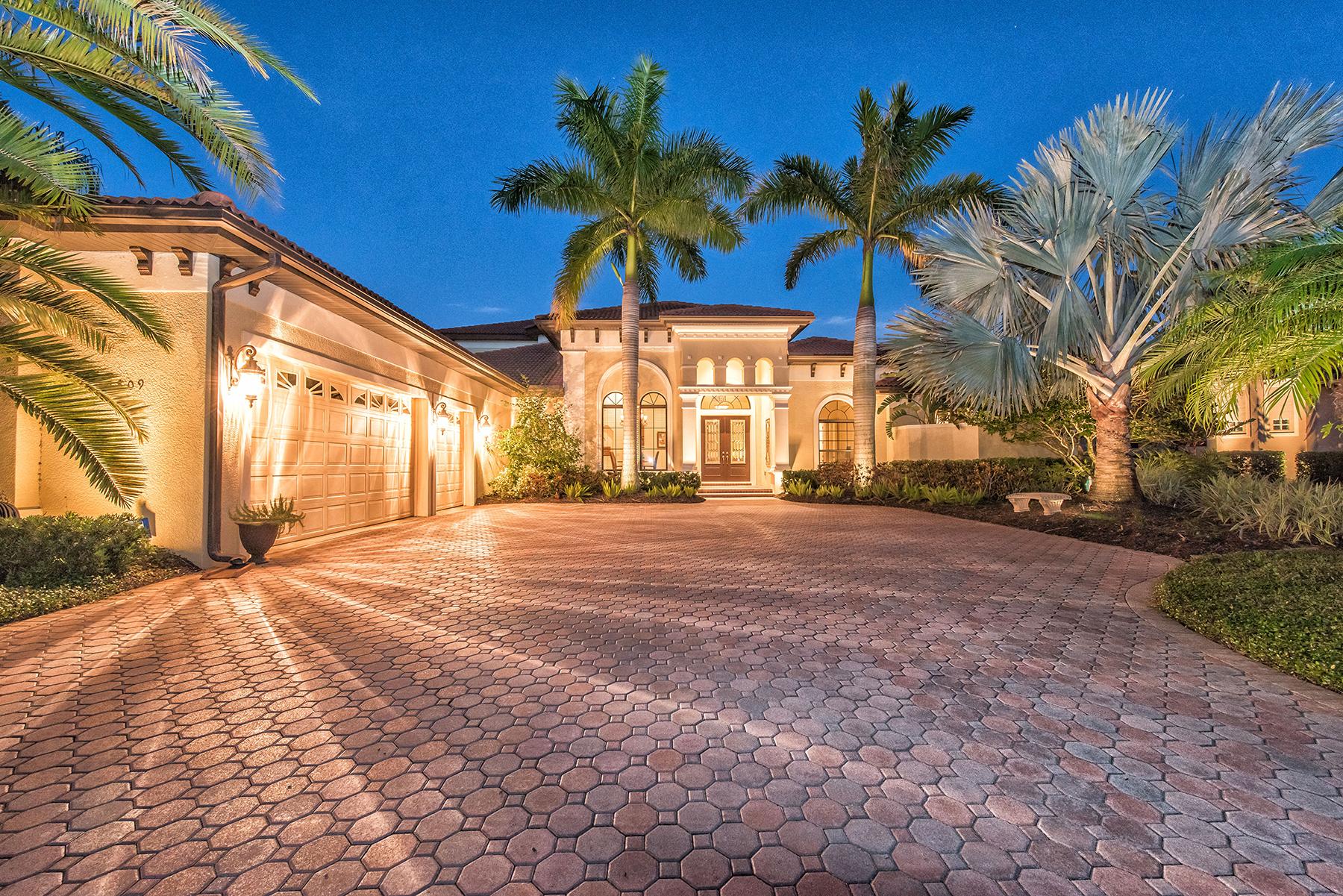 Tek Ailelik Ev için Satış at LAKEWOOD RANCH 6809 Belmont Ct Lakewood Ranch, Florida, 34202 Amerika Birleşik Devletleri