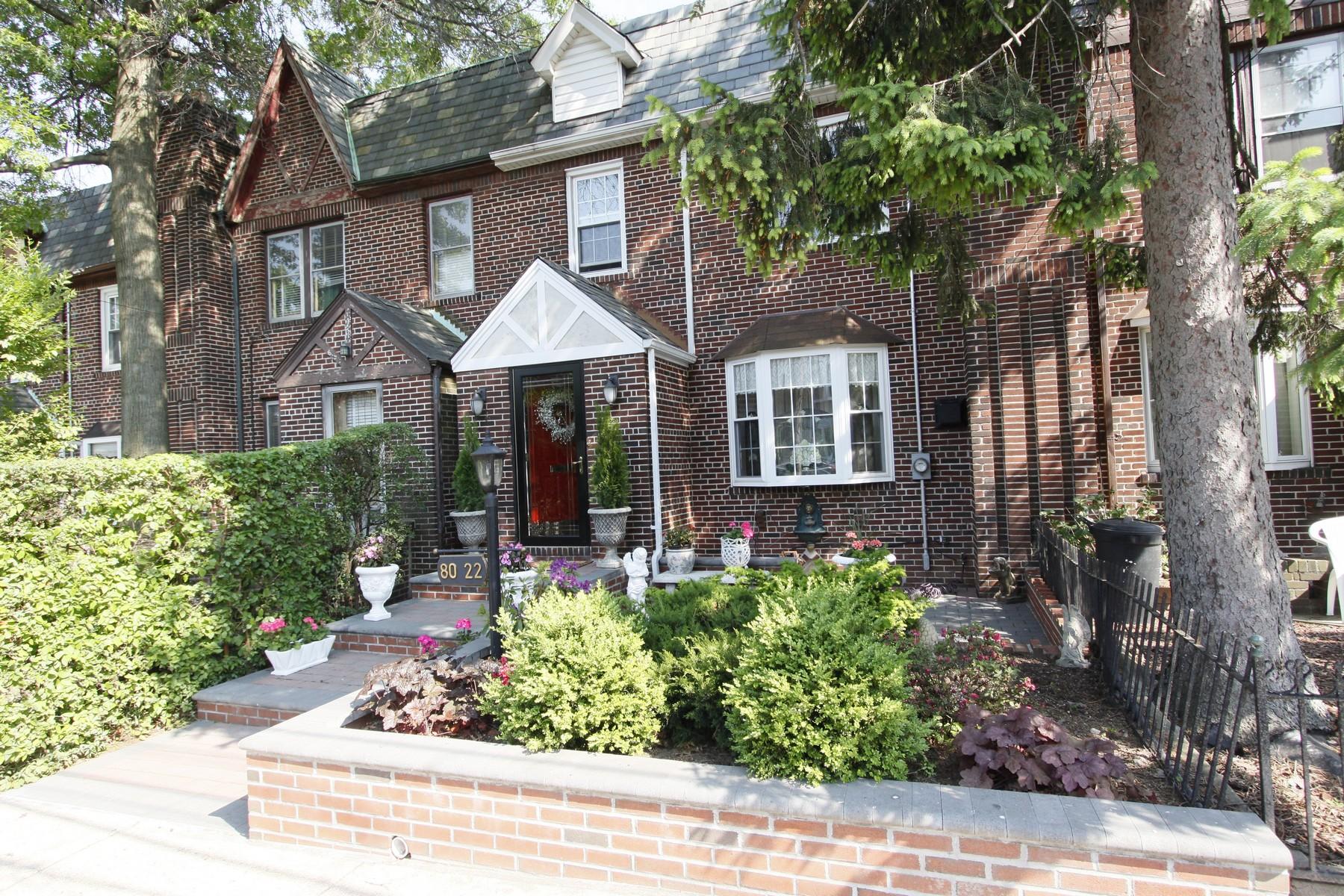 獨棟家庭住宅 為 出售 在 Colonial 80-22 Cowles Ct Middle Village, 紐約州, 11379 美國
