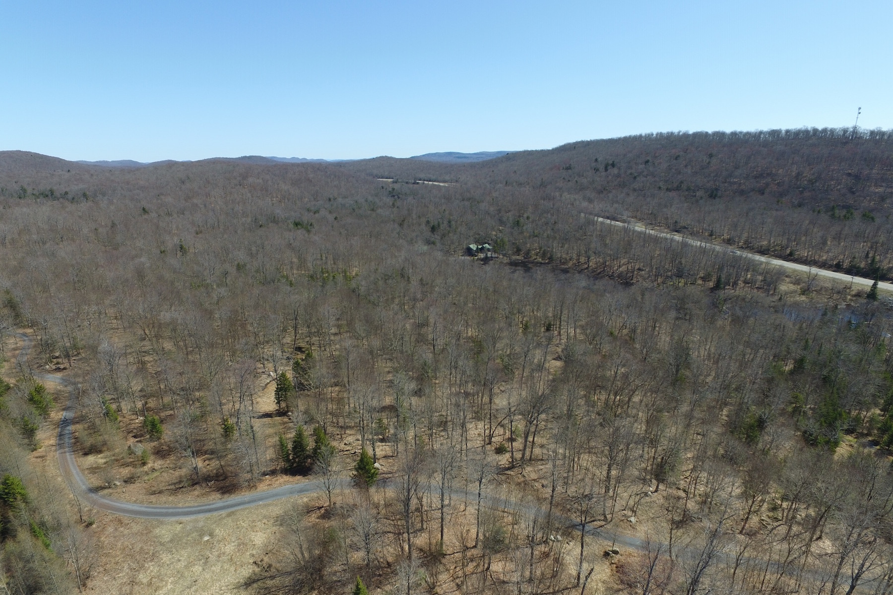 Additional photo for property listing at Adirondack Land For Sale 1515-A  Nys Route 28 Thendara, New York 13472 États-Unis