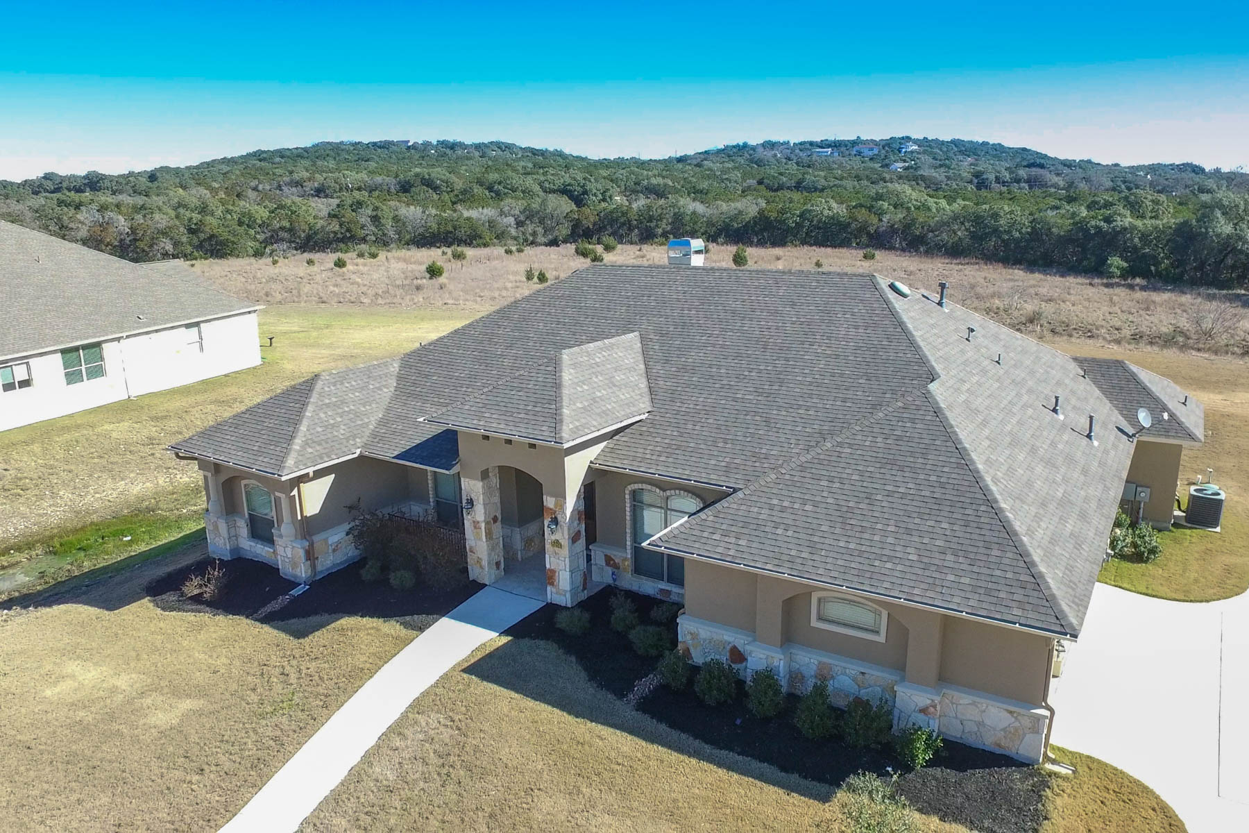 Single Family Home for Sale at Texas Hill Country-Style Home in Boerne 25214 WILD SAGE Boerne, Texas 78006 United States