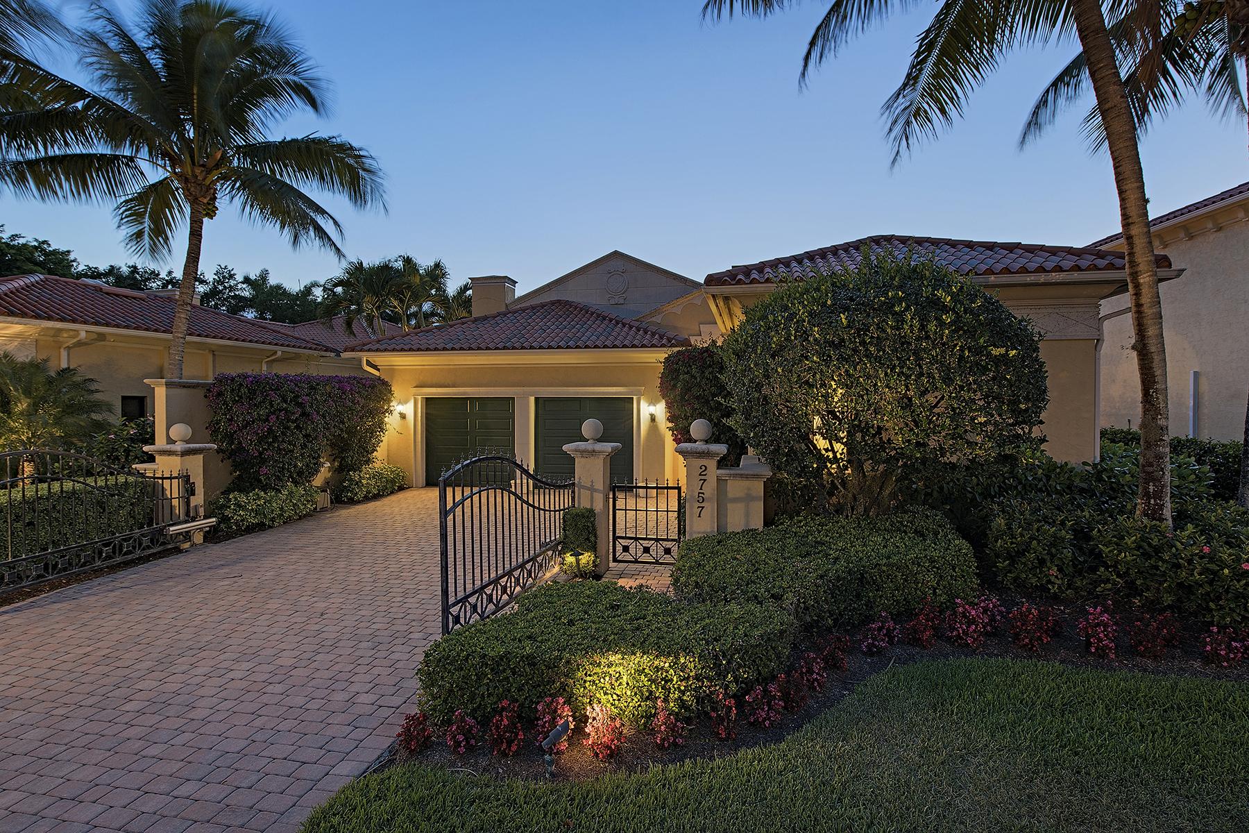 Single Family Home for Sale at 2757 Medallist Ln , Naples, FL 34109 2757 Medallist Ln Naples, Florida, 34109 United States