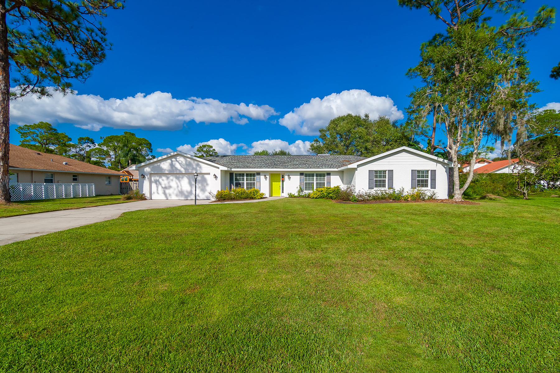独户住宅 为 销售 在 BENT TREE 4245 Boswell Pl 萨拉索塔, 佛罗里达州 34241 美国