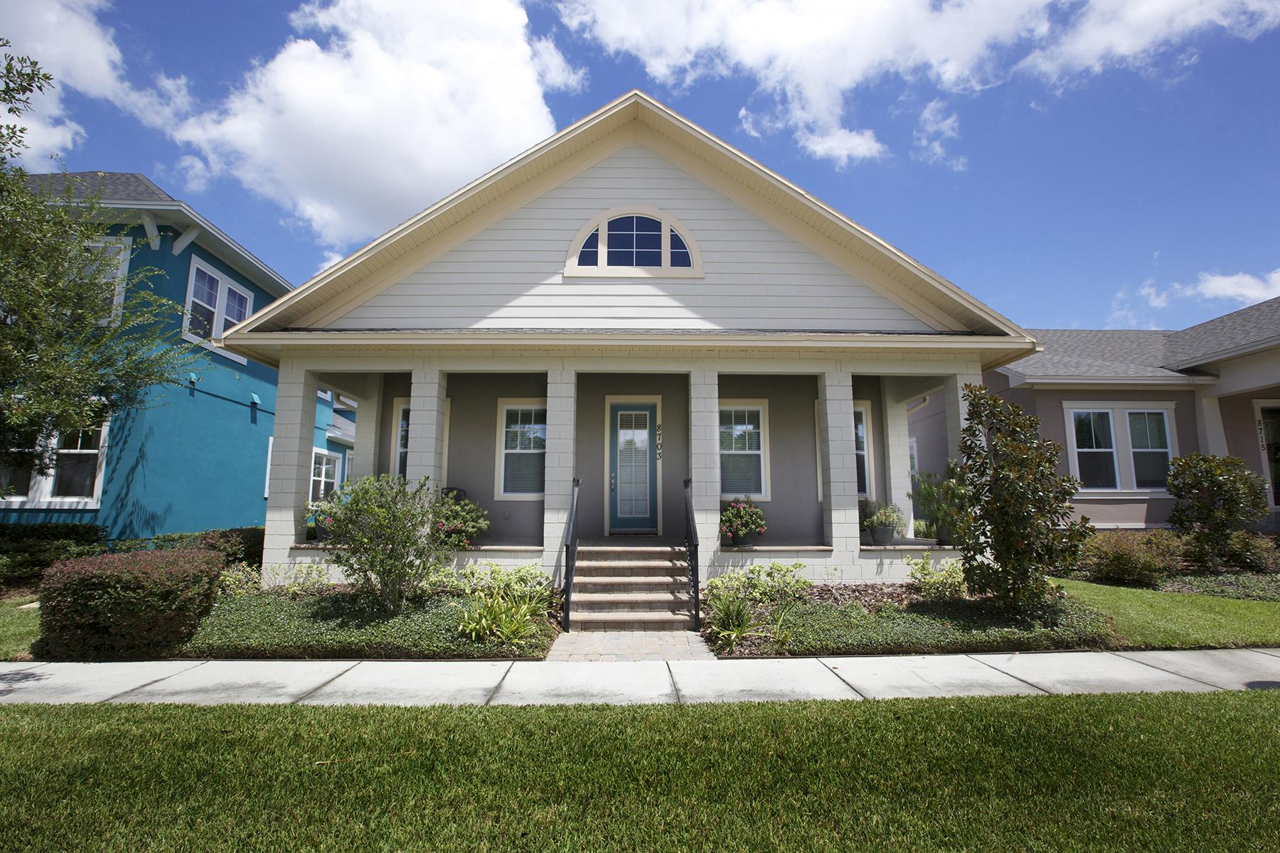 Single Family Home for Sale at LAKE NONA 8703 Laureate Blvd Orlando, Florida, 32827 United States
