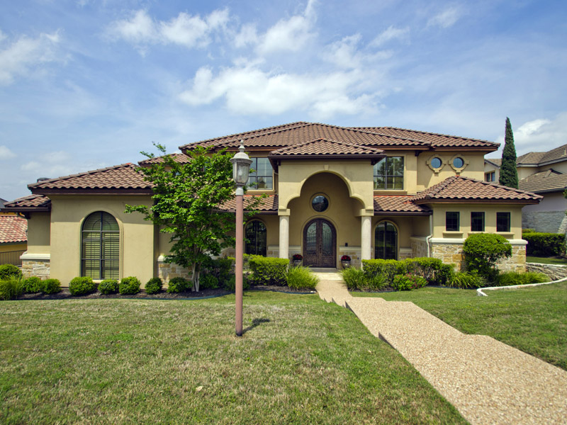 Single Family Home for Sale at Executive Home on the Golf Course 109 Neville Wood Ct Austin, Texas 78738 United States