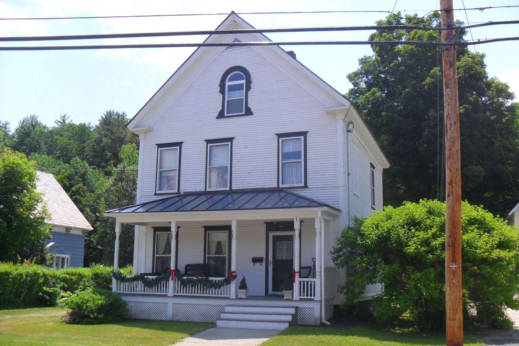Single Family Home for Rent at 49 Pleasant Street, Ludlow Ludlow, Vermont, 05149 United States