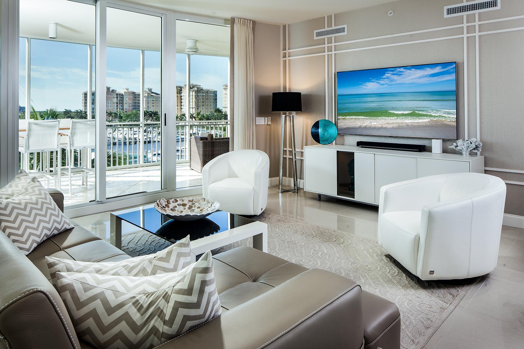 Nhà chung cư vì Bán tại PELICAN ISLE - AQUA 13675 Vanderbilt Dr I-505 Naples, Florida, 34110 Hoa Kỳ