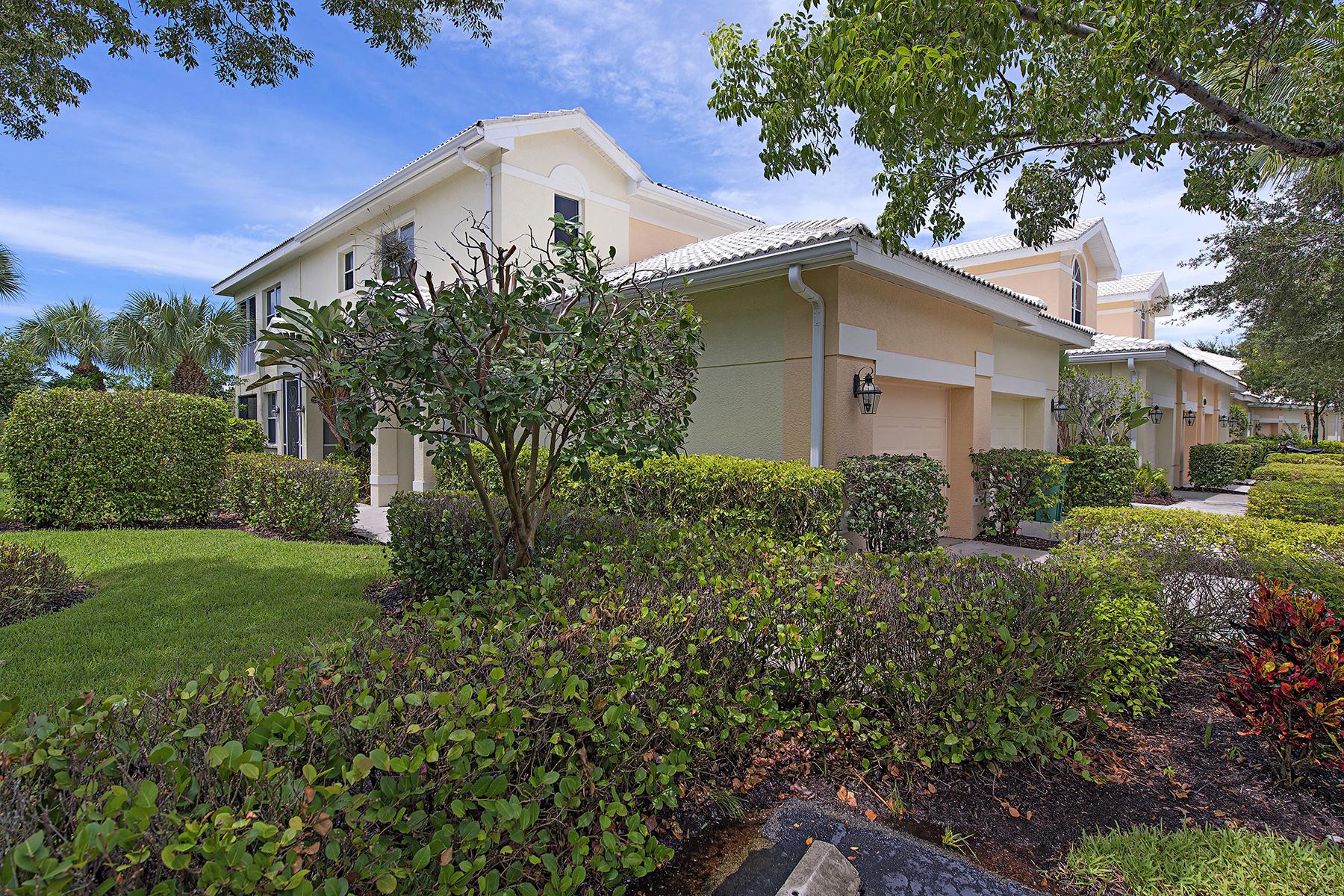 Piso por un Venta en FIDDLER'S CREEK - HAWK'S NEST 4695 Hawks Nest Way 202 Naples, Florida, 34114 Estados Unidos