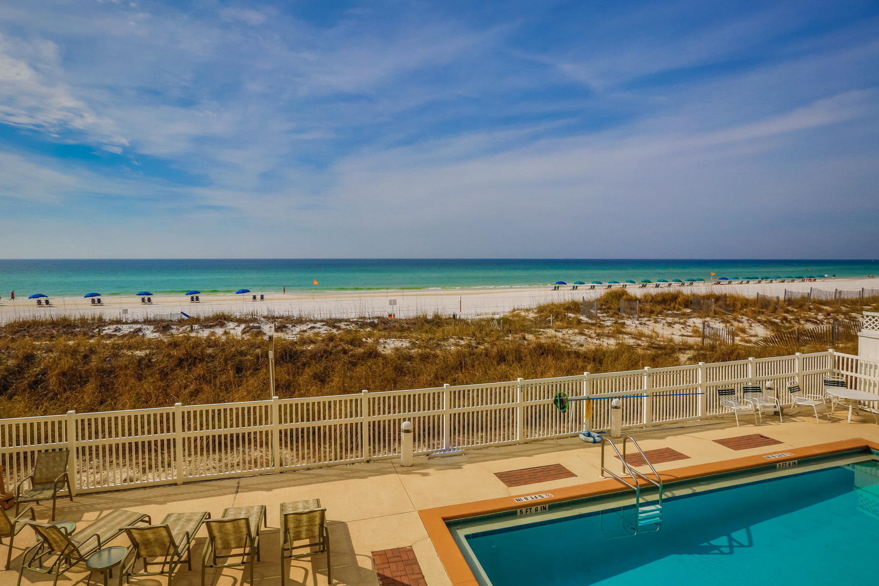 Property For Sale at MOVE IN READY GULF FRONT CONDOMINIUM