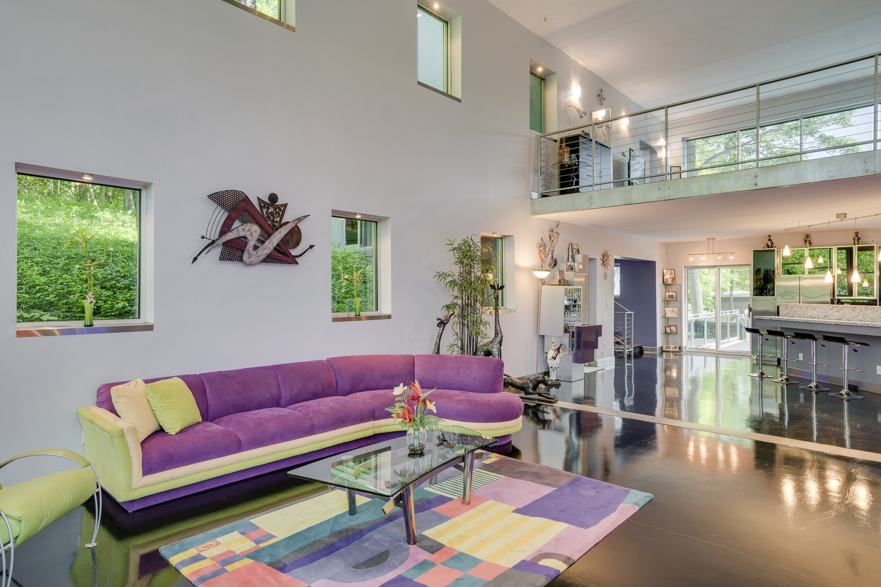 Additional photo for property listing at Spectacular Contemporary Living! 1430  Bullis Rd 埃尔玛, 纽约州 14059 美国