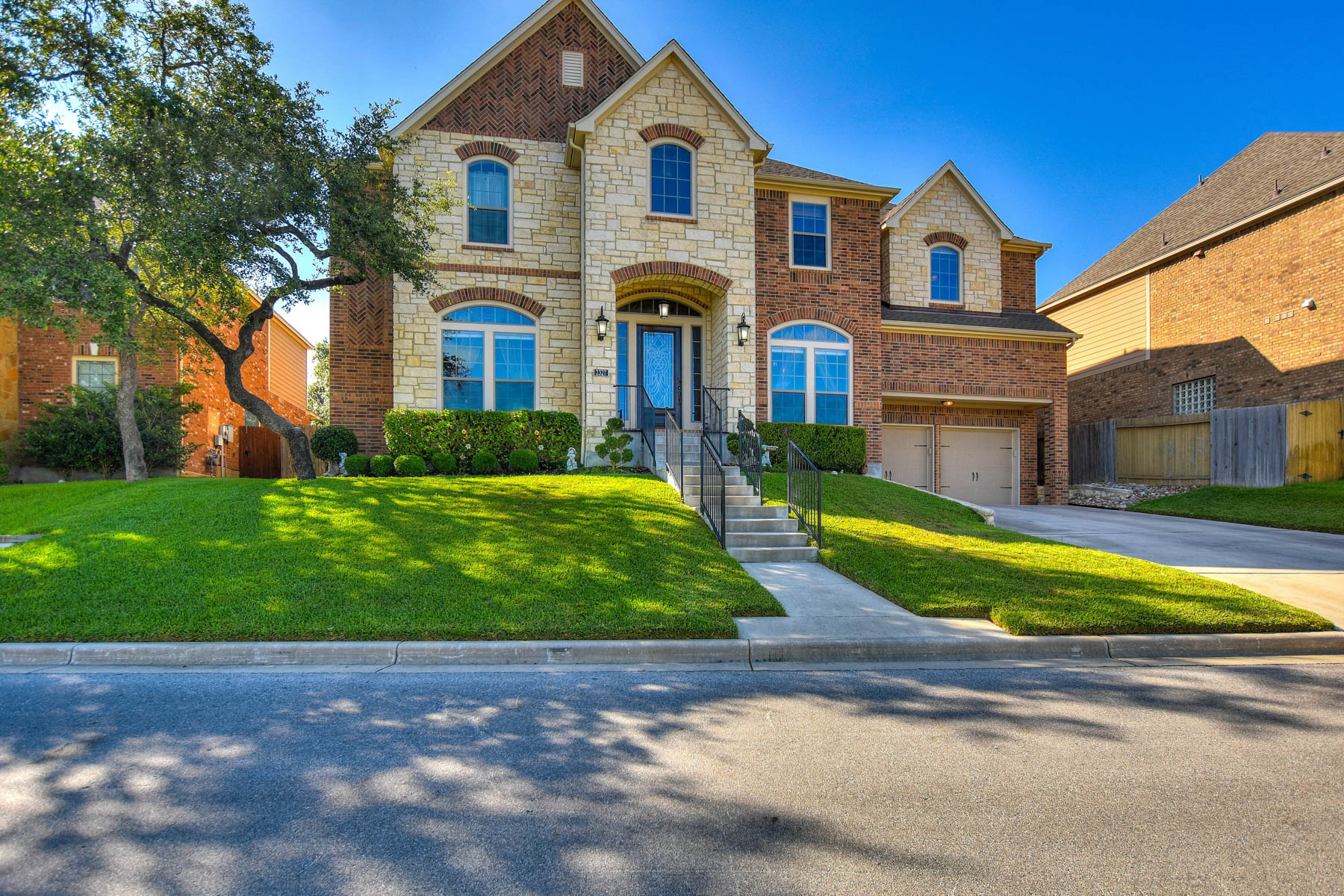 Single Family Home for Sale at Amazing Home Loaded with Upgrades in New Braunfels 2327 Oak Run Pkwy New Braunfels, Texas 78132 United States