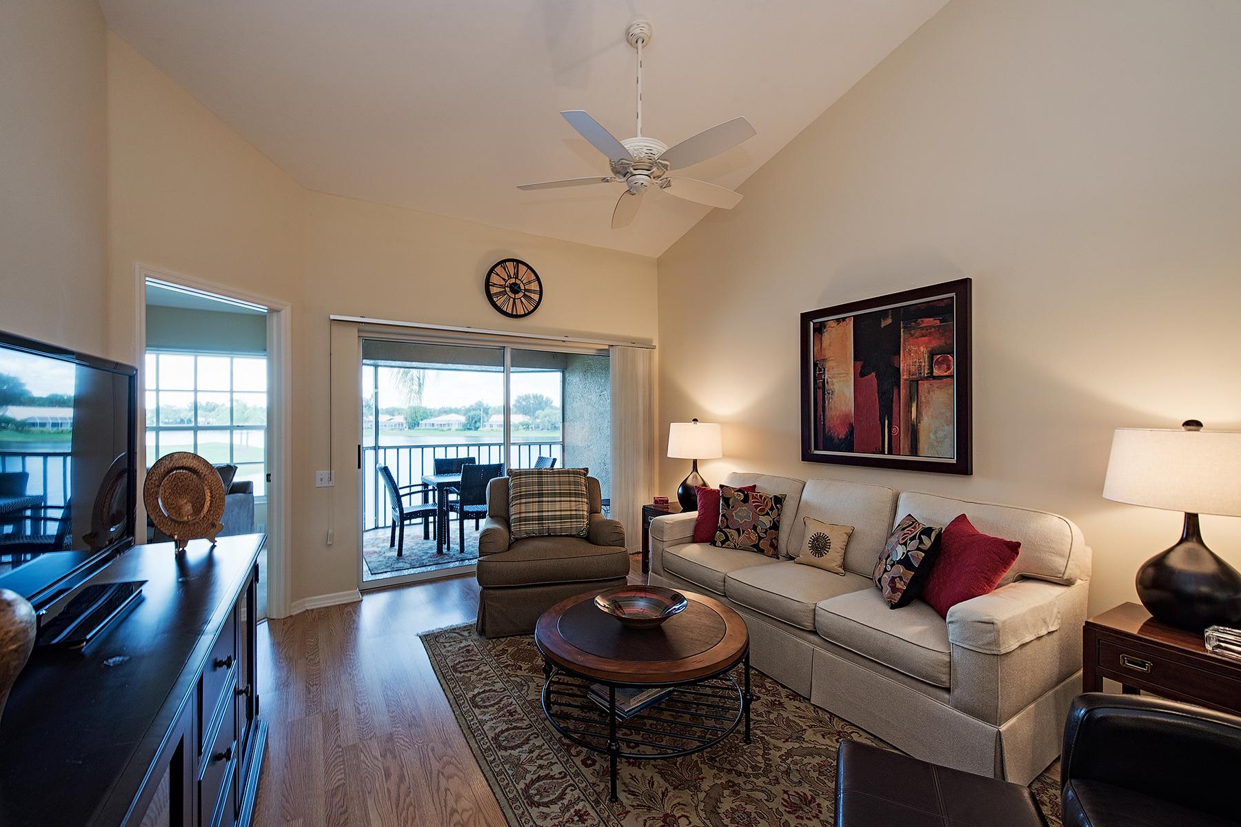 콘도미니엄 용 매매 에 WORTHINGTON 13050 Amberley Ct 709 Bonita Springs, 플로리다, 34135 미국