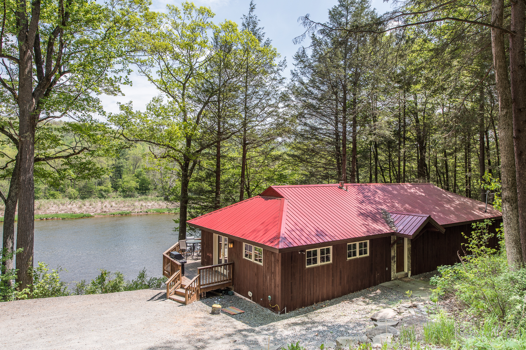 Additional photo for property listing at Delaware River Fishing Retreat 2045  Peas Eddy Rd Hancock, 纽约州 13783 美国