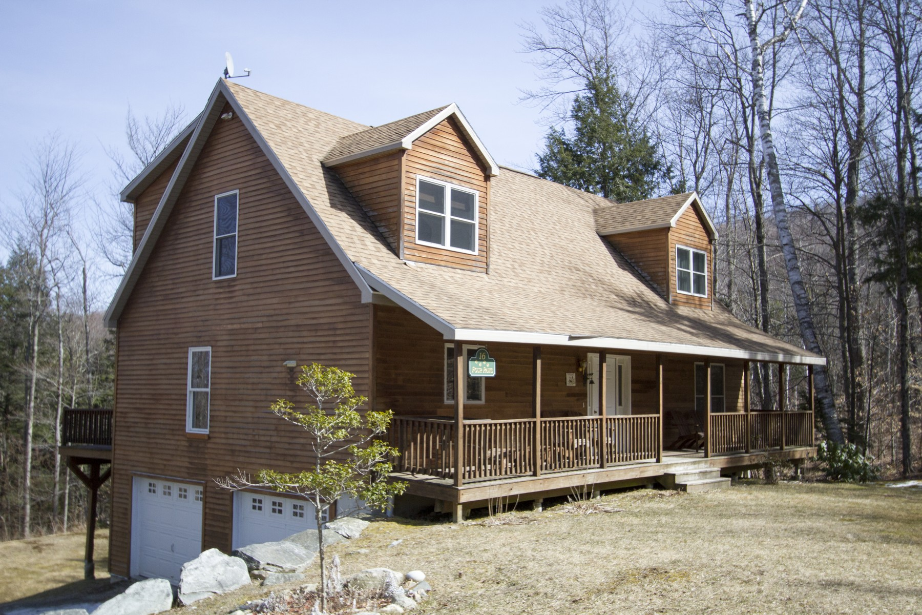 Single Family Home for Sale at 16 Jamie Lane, Winhall 16 Jamie Ln Winhall, Vermont, 05340 United States