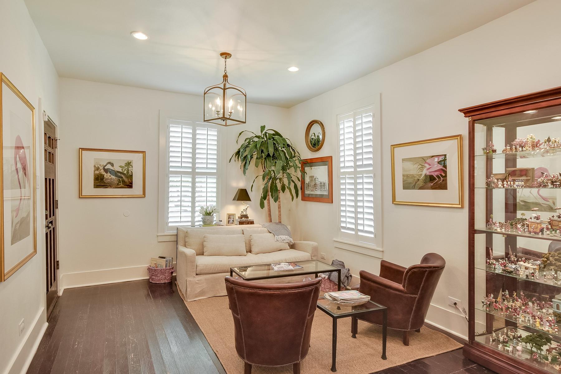 Additional photo for property listing at Adorable Bungalow in Mahncke Park 423 Queen Anne Ct San Antonio, Texas 78209 Estados Unidos