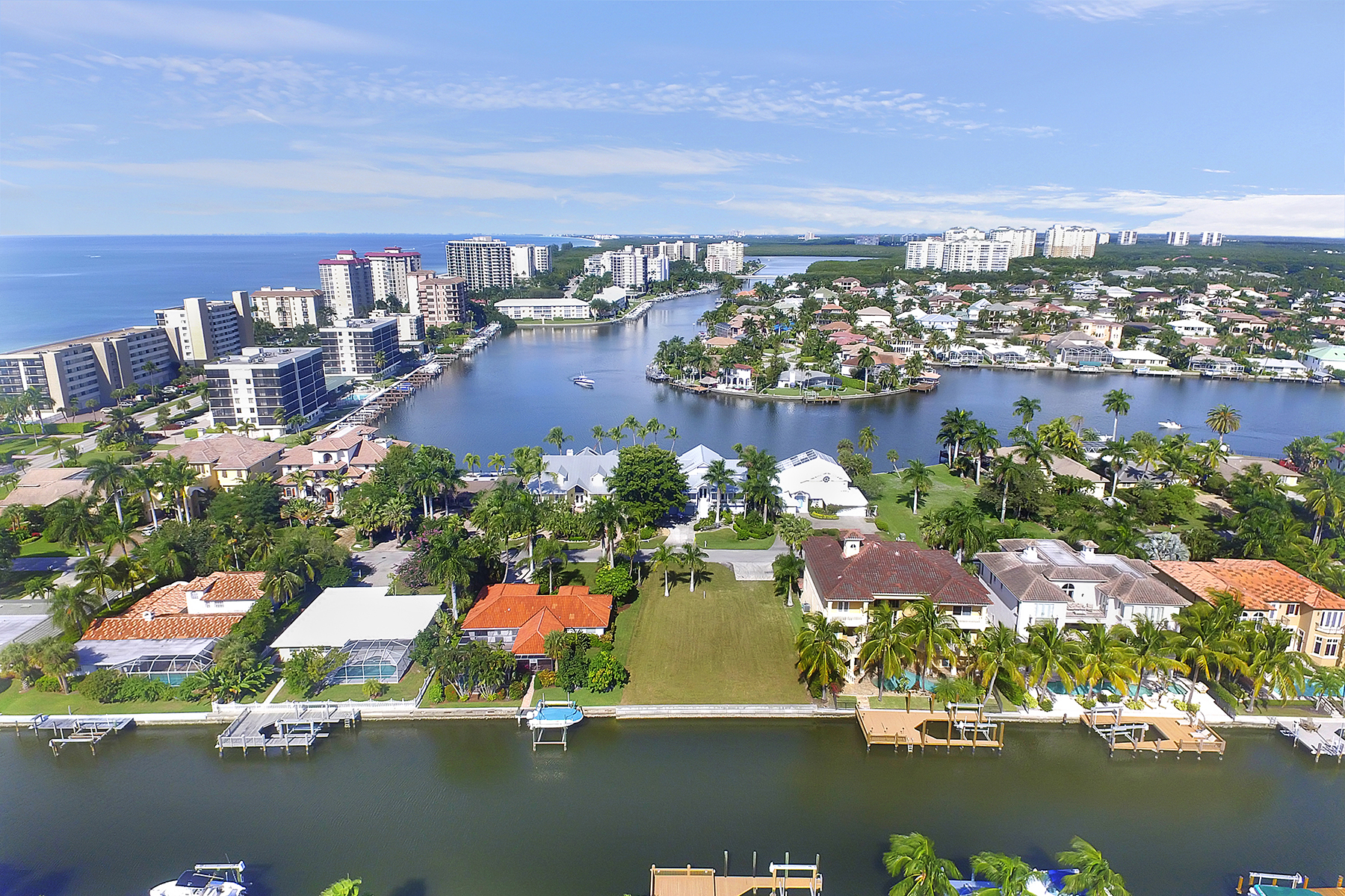 Land for Sale at VANDERBILT BEACH - CONNERS 148 Seabreeze Ave Naples, Florida, 34108 United States