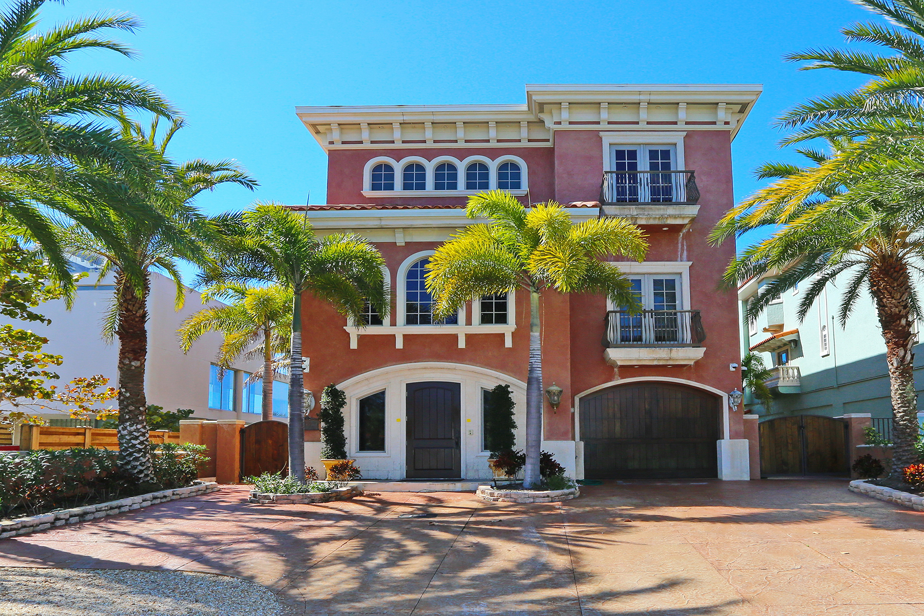 Single Family Home for Sale at ANNA MARIA 801 N Shore Dr Anna Maria, Florida 34216 United States