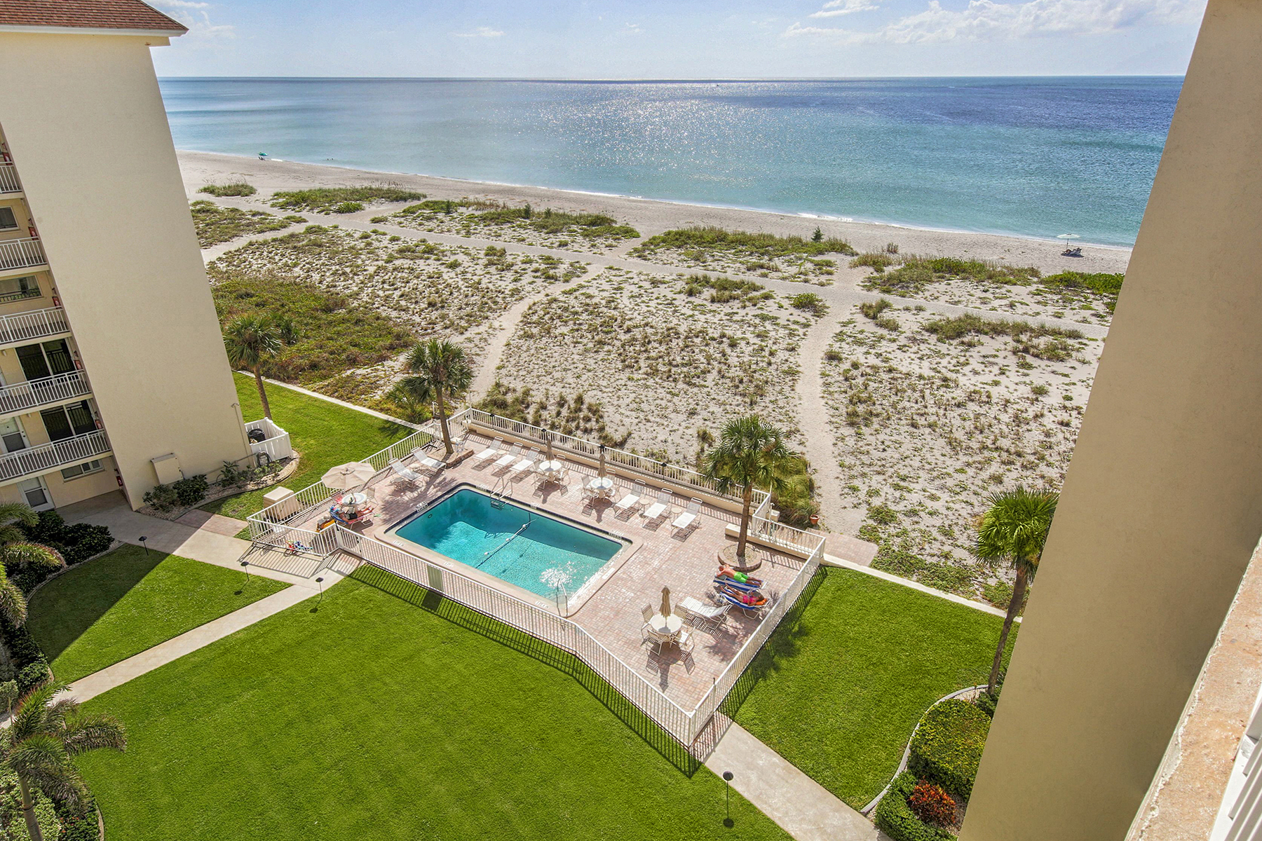 Condominium for Sale at THE TOWERS - VENICE ISLAND 1150 Tarpon Center Dr 702 Venice, Florida, 34285 United States