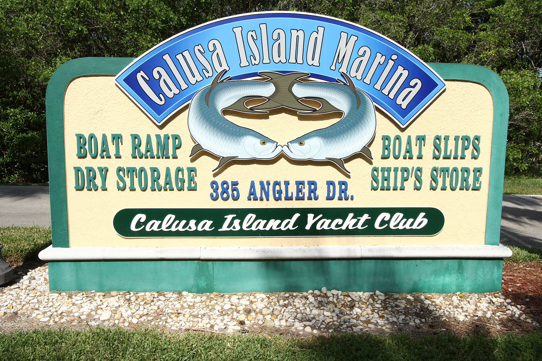 Property Of GOODLAND-CALUSA ISLAND VILLAGE
