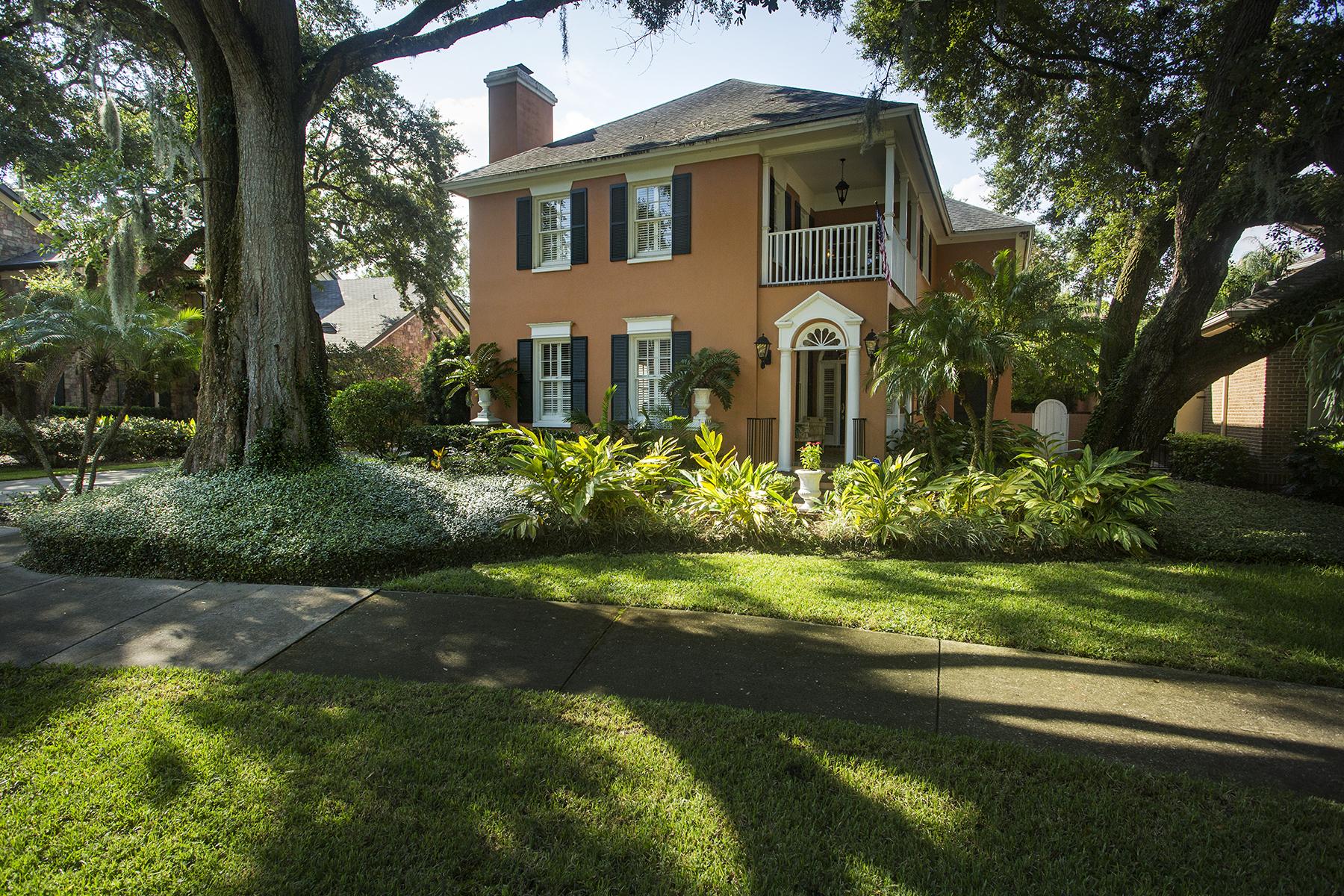 Maison unifamiliale pour l Vente à SOUTH TAMPA 4420 W Culbreath Ave Tampa, Florida 33609 États-Unis