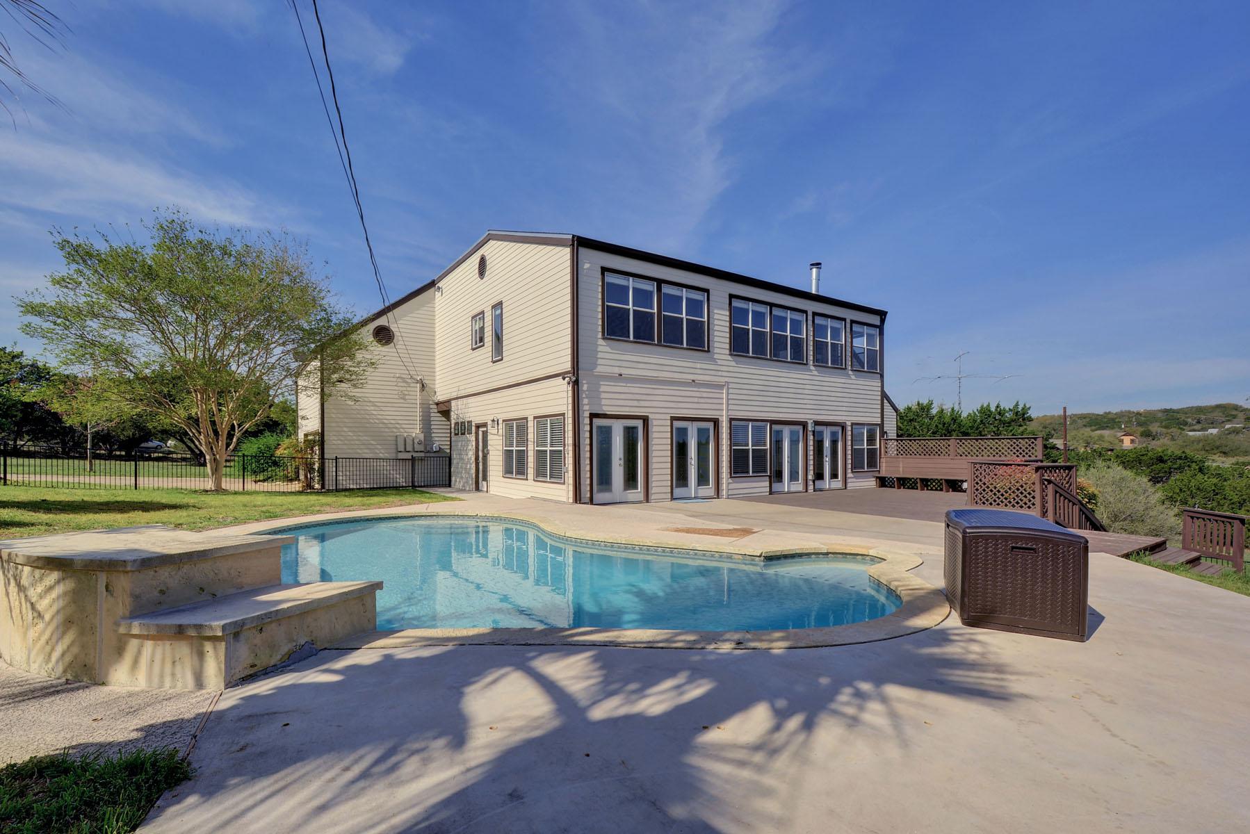Casa Unifamiliar por un Venta en Homestead in Texas Hill Country 5513 Great Divide Dr Bee Cave, Texas 78738 Estados Unidos