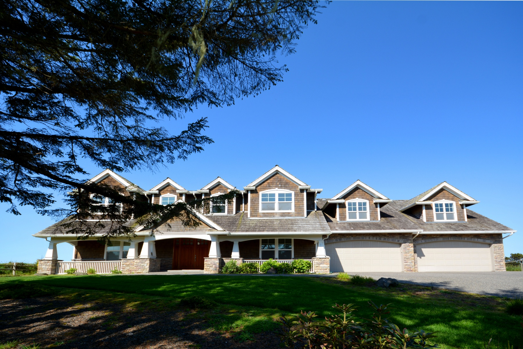 Single Family Home for Sale at 89301 Pinehurst RD, GEARHART, OR Seaside, Oregon 97138 United States