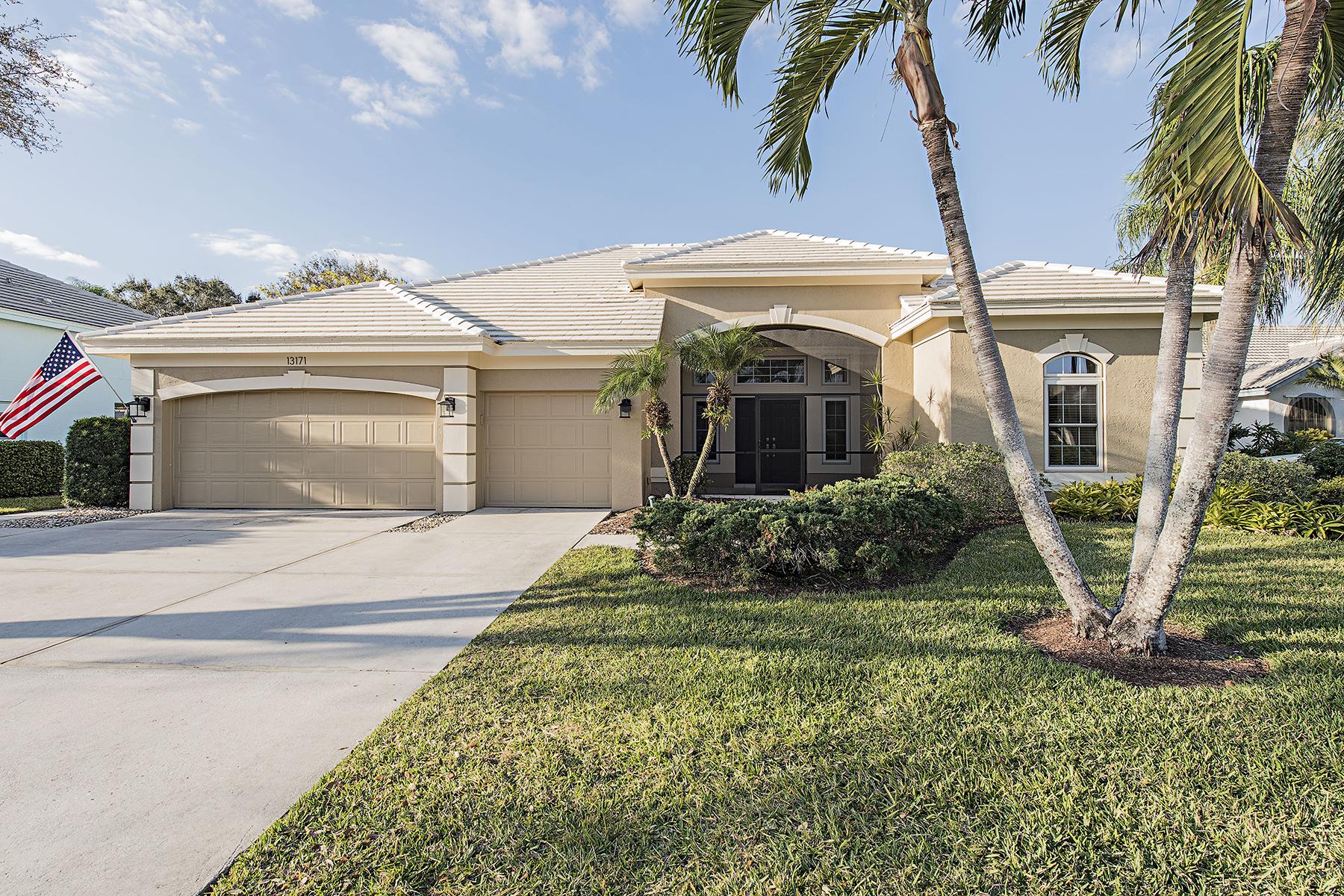 Casa Unifamiliar por un Venta en WORTHINGTON 13171 Bridgeford Ave Bonita Springs, Florida, 34135 Estados Unidos