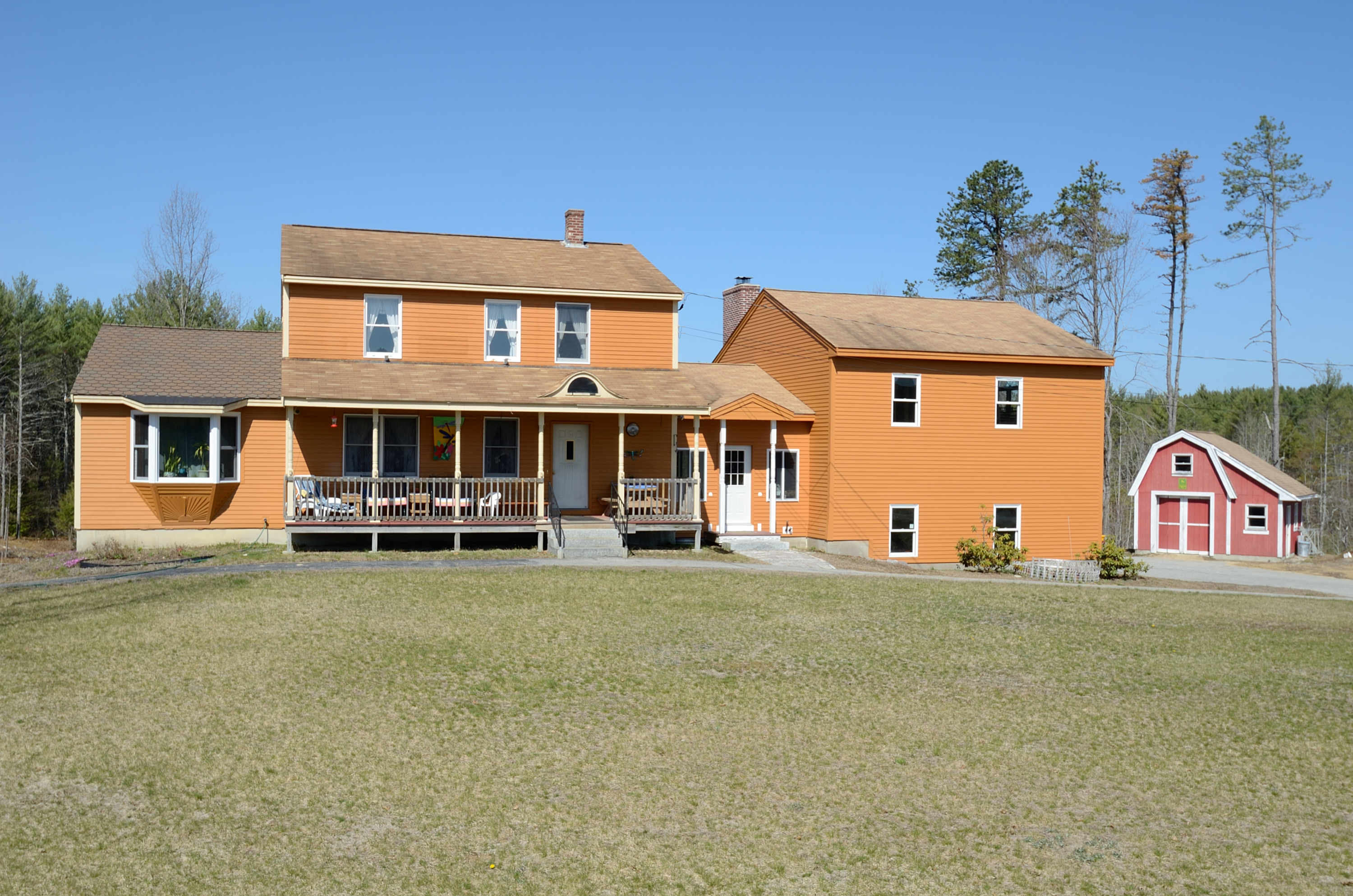 Single Family Home for Sale at 74 Lyndeborough Rd, New Boston New Boston, New Hampshire, 03070 United States