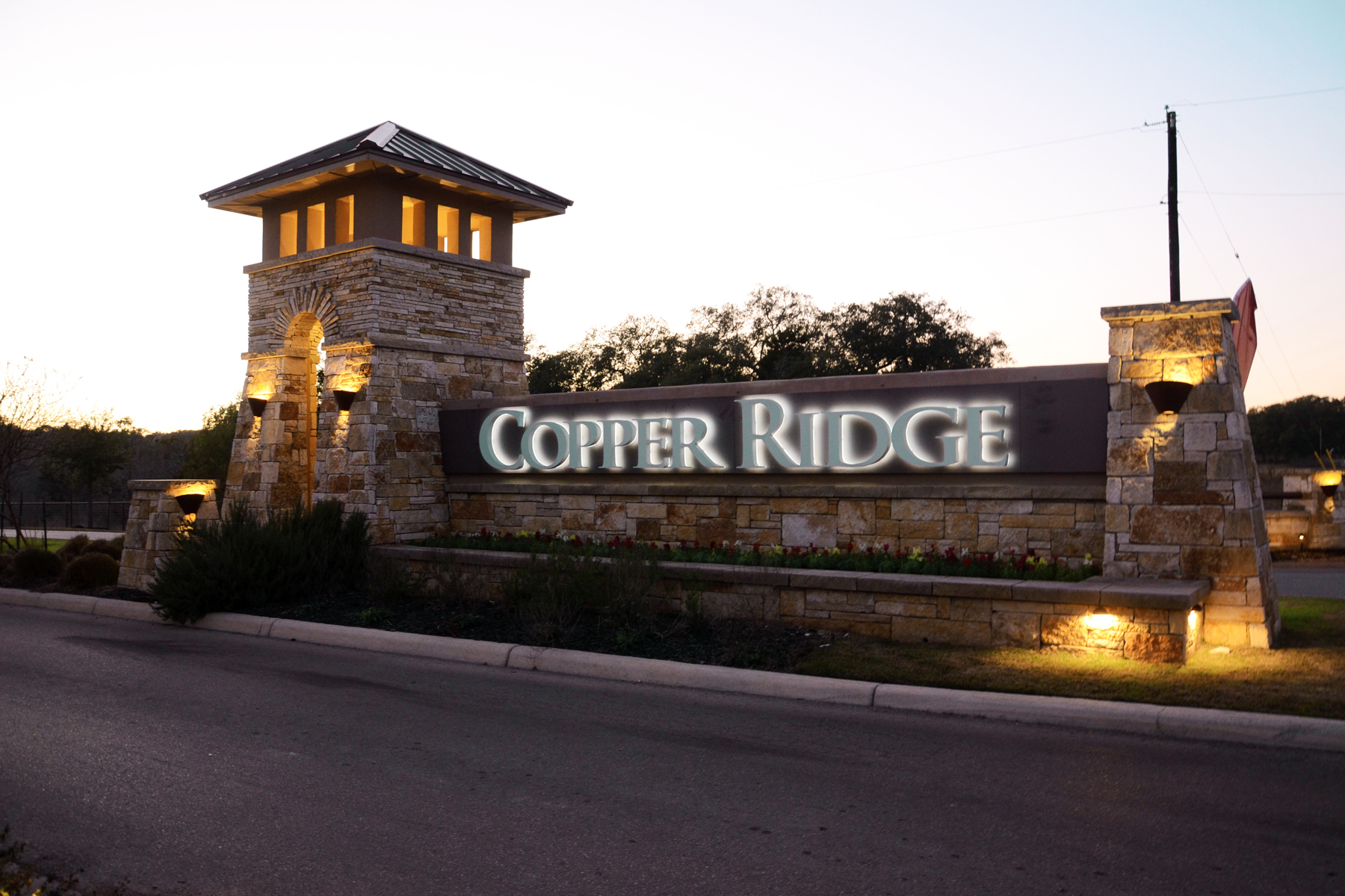Property For Sale at One Acre Homesite in Copper Ridge